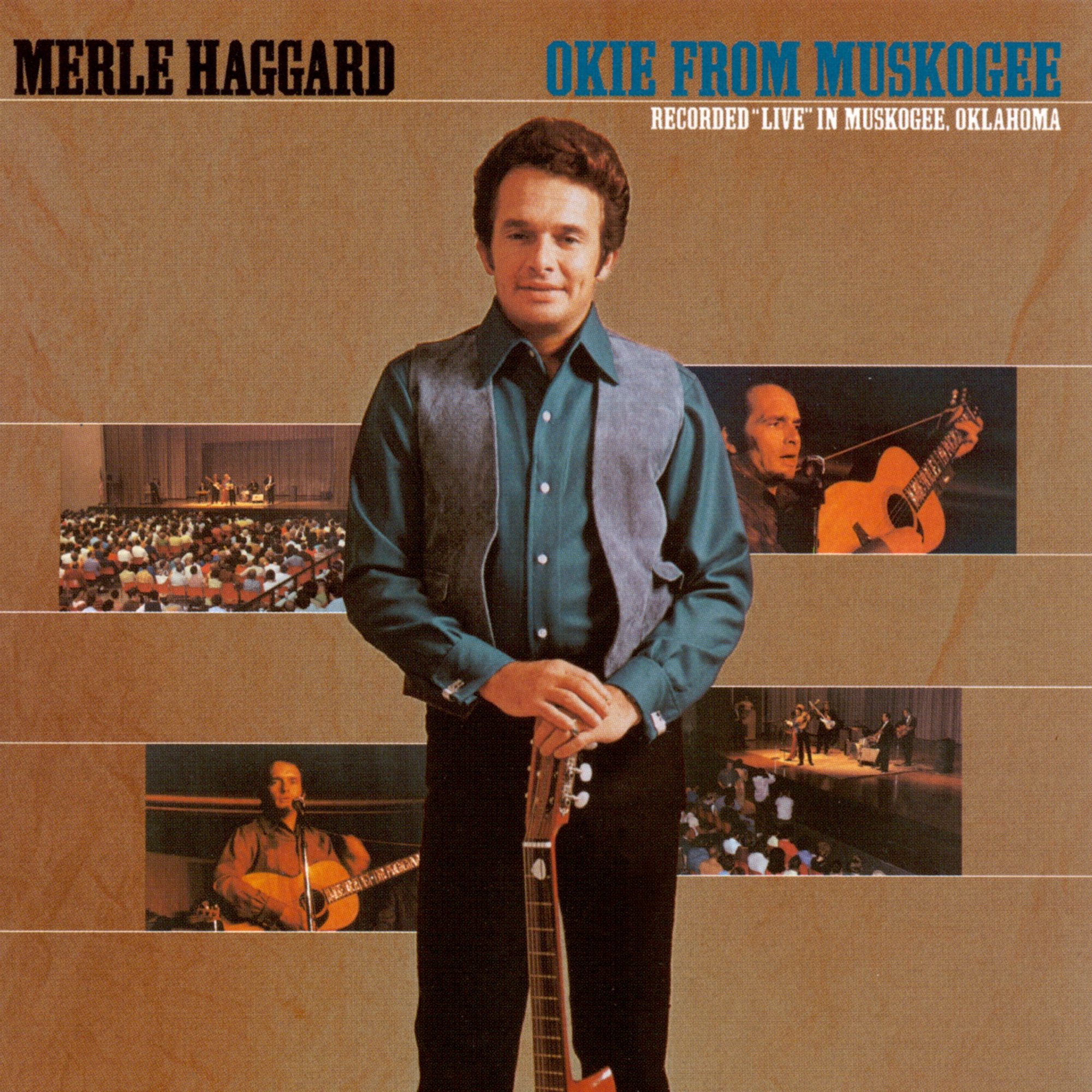 Merle Haggard 'Okie from Muskogee' Cover