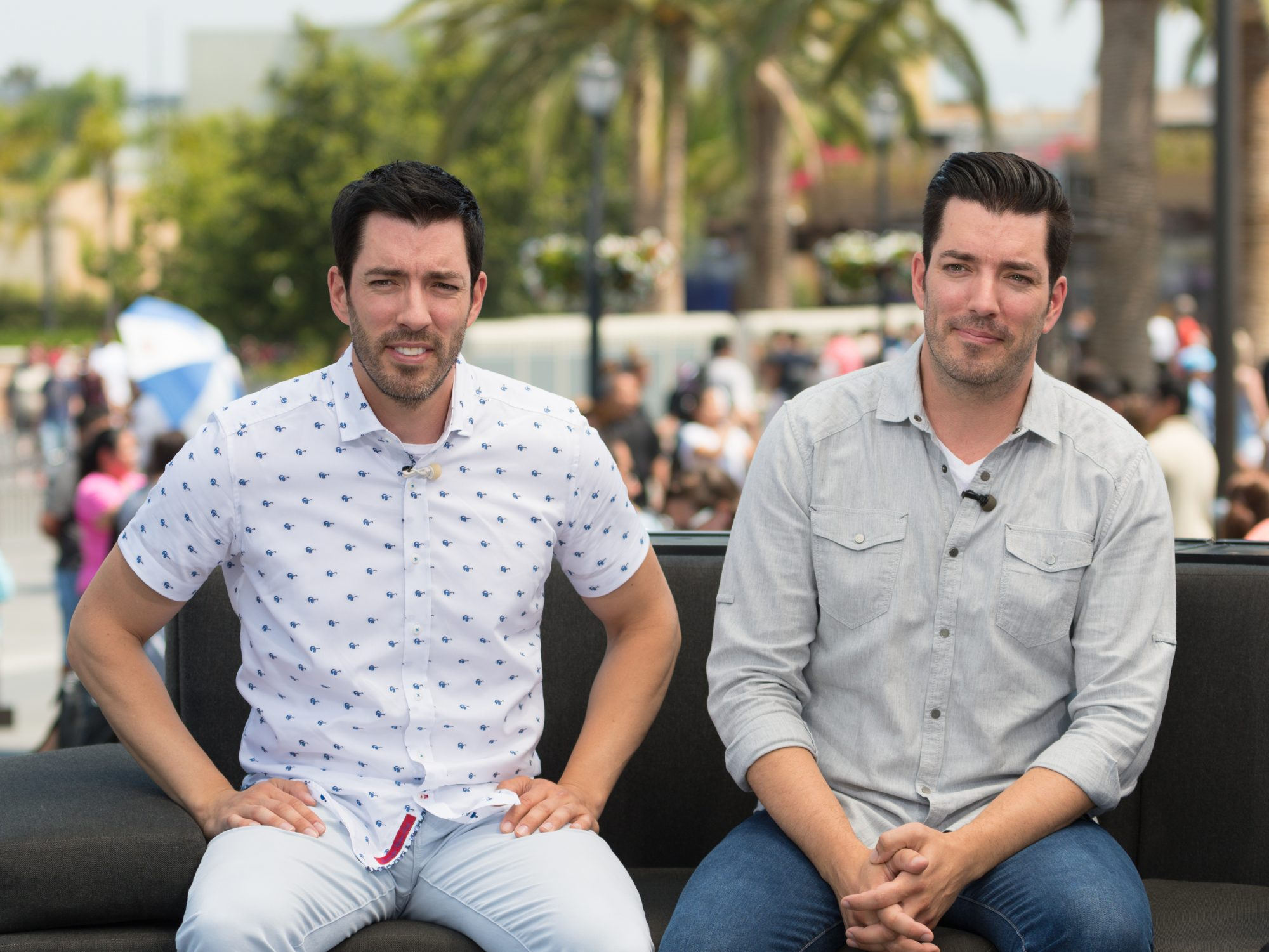 The Property Brothers Have Some Genius Color Tips for Making Your Kitchen Wow