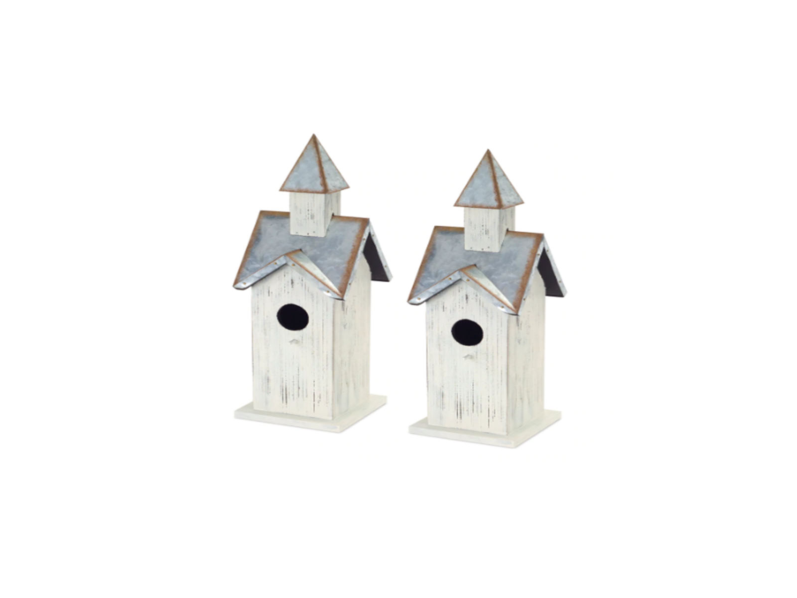 Birdhouse Set