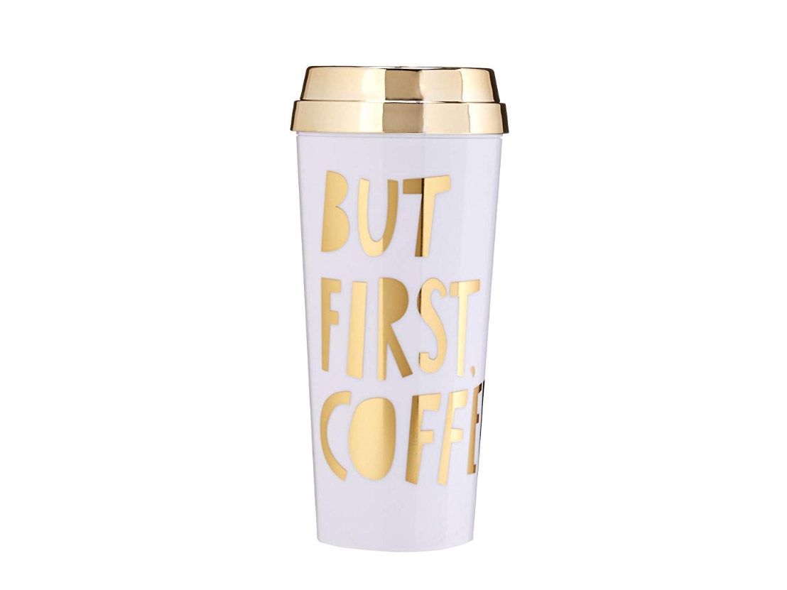 Ban.do But First Coffee Hot Thermal Mug