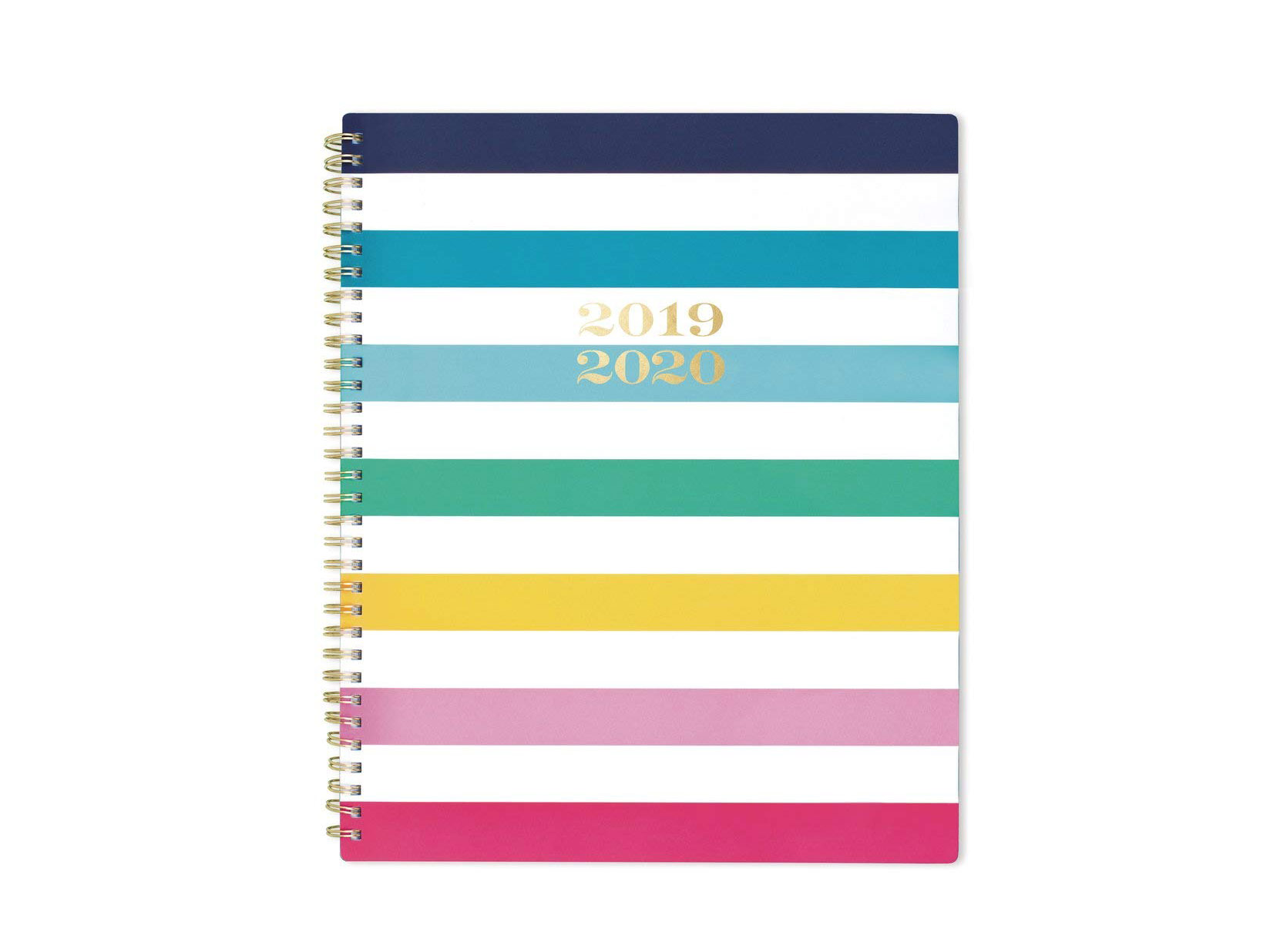 Emily Ley Simplified Planner in Happy Stripe
