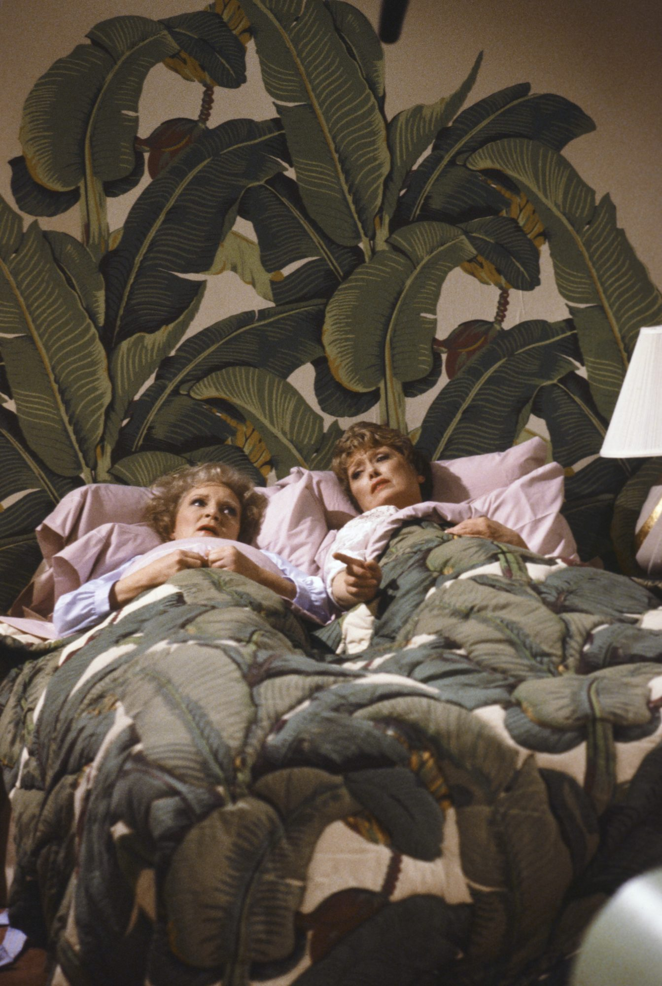 Blanche Bedroom Golden Girls
