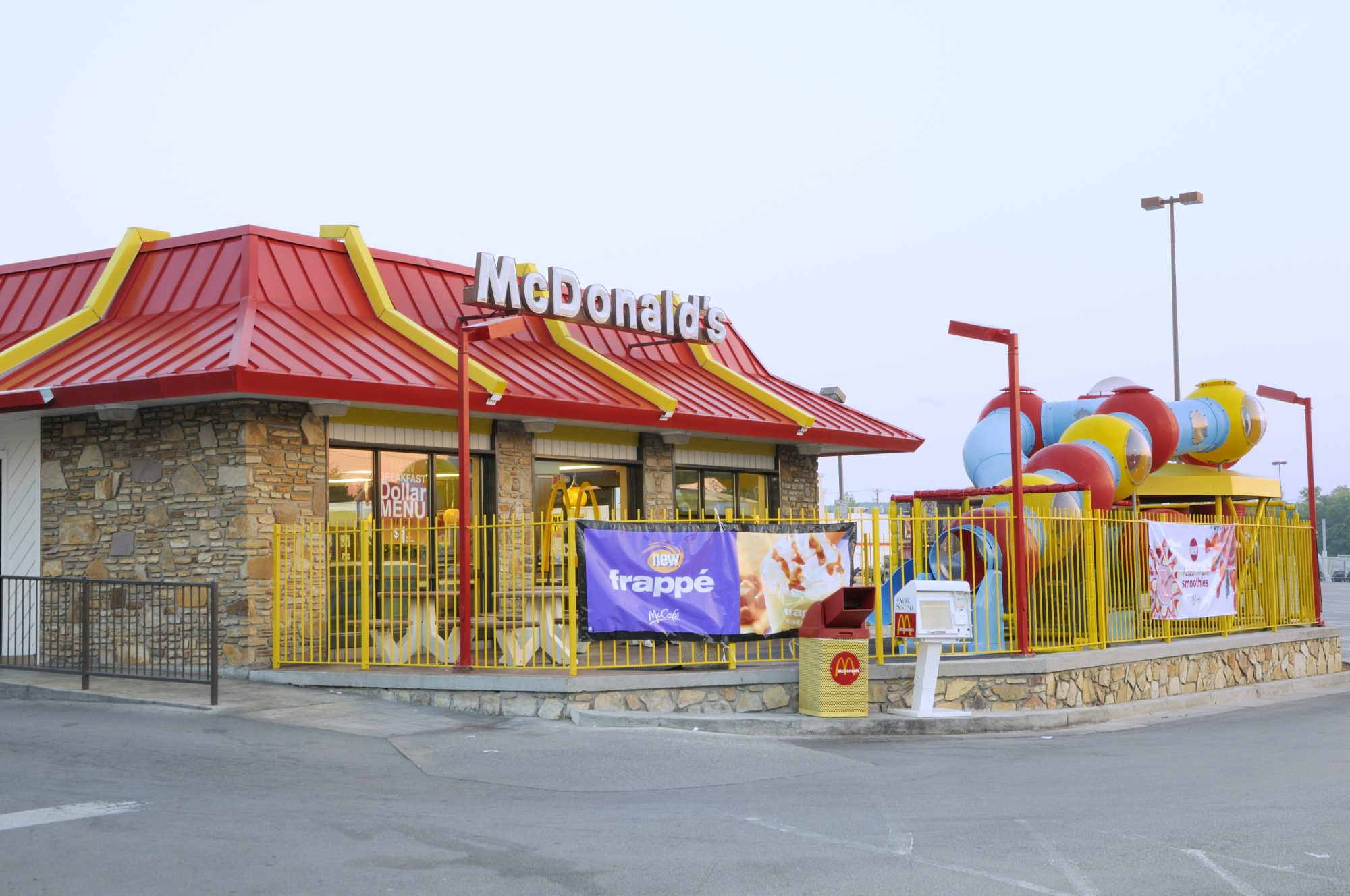 McDonalds PlayPlace