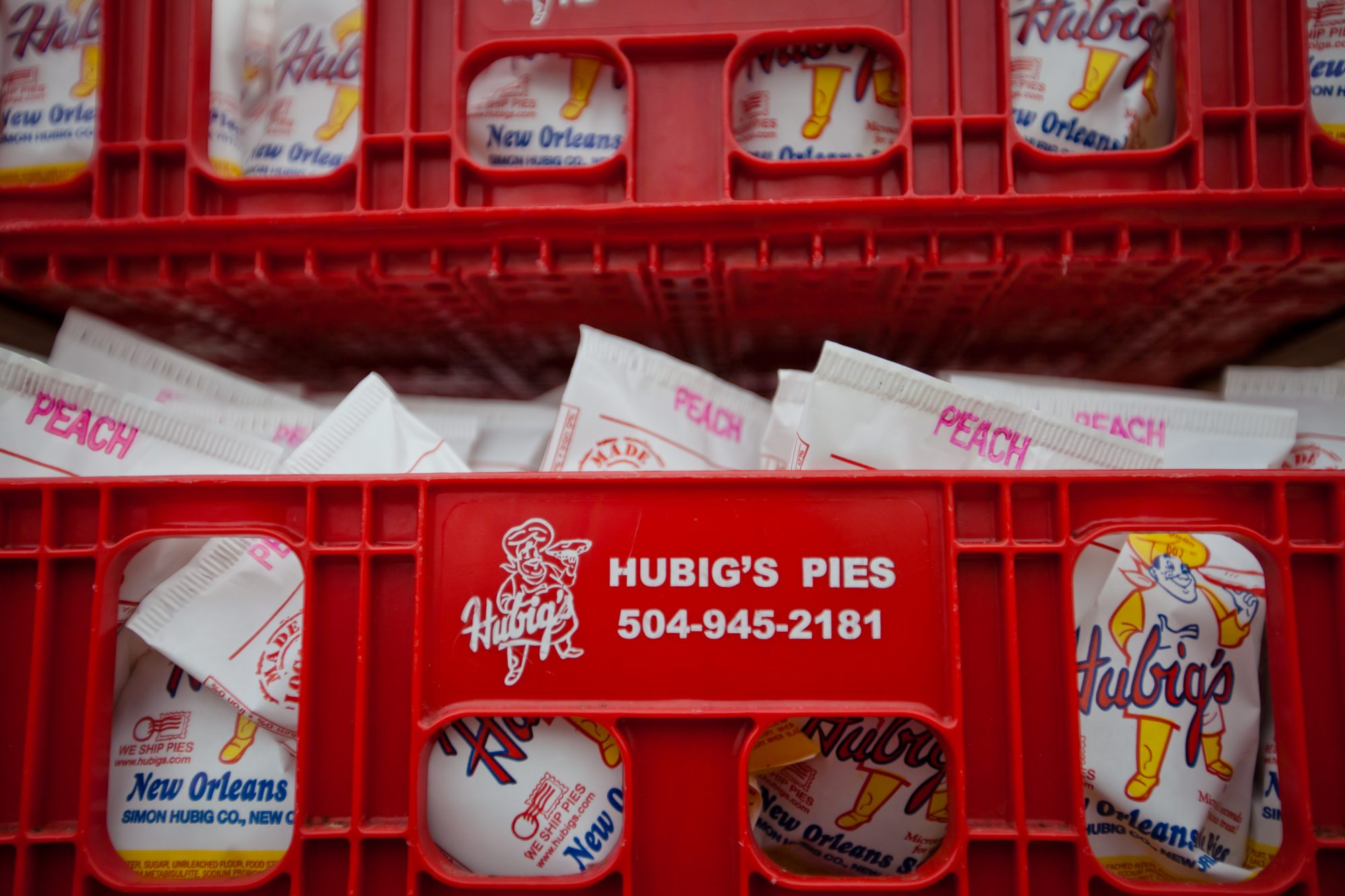 Years After Catastrophic Fire, Hubig's Pies Makes Its Triumphant Return to New Orleans