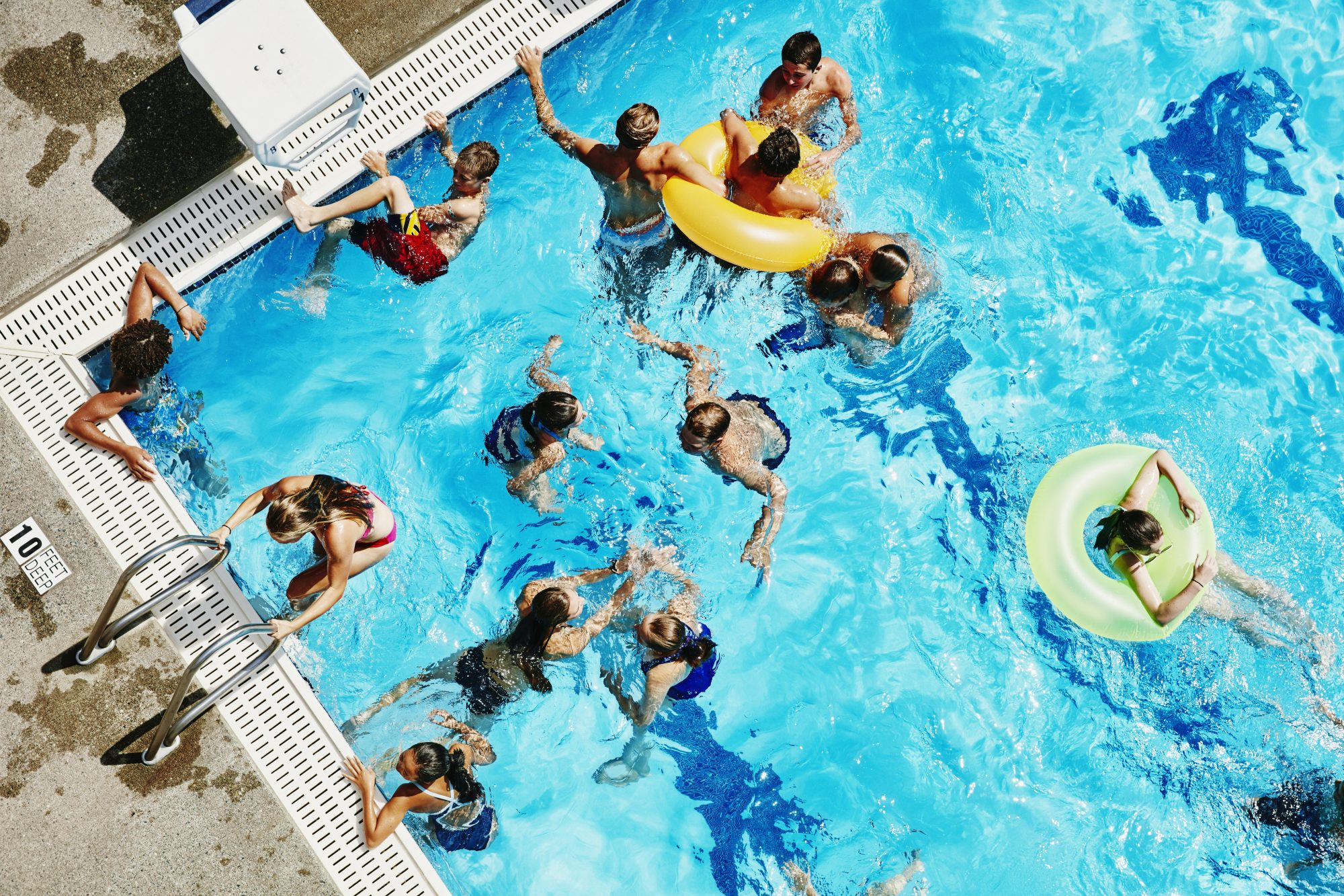 Parasites In The Pool? CDC Says Cases Are On The Rise