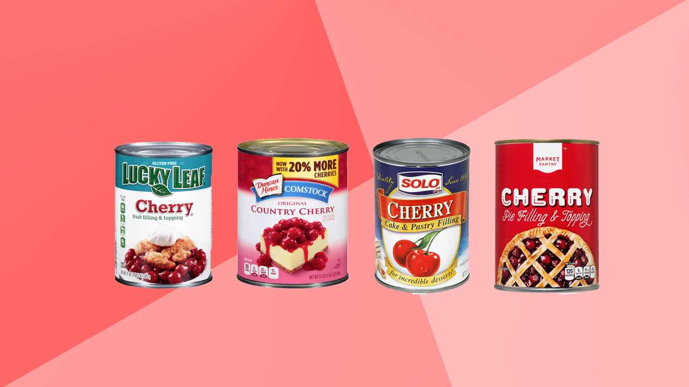 We Tried 4 Canned Cherry Pie Fillings and This Was the Best