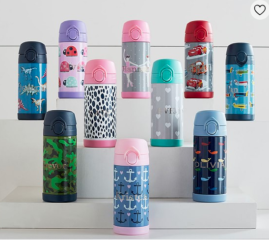 road trip survival water bottles