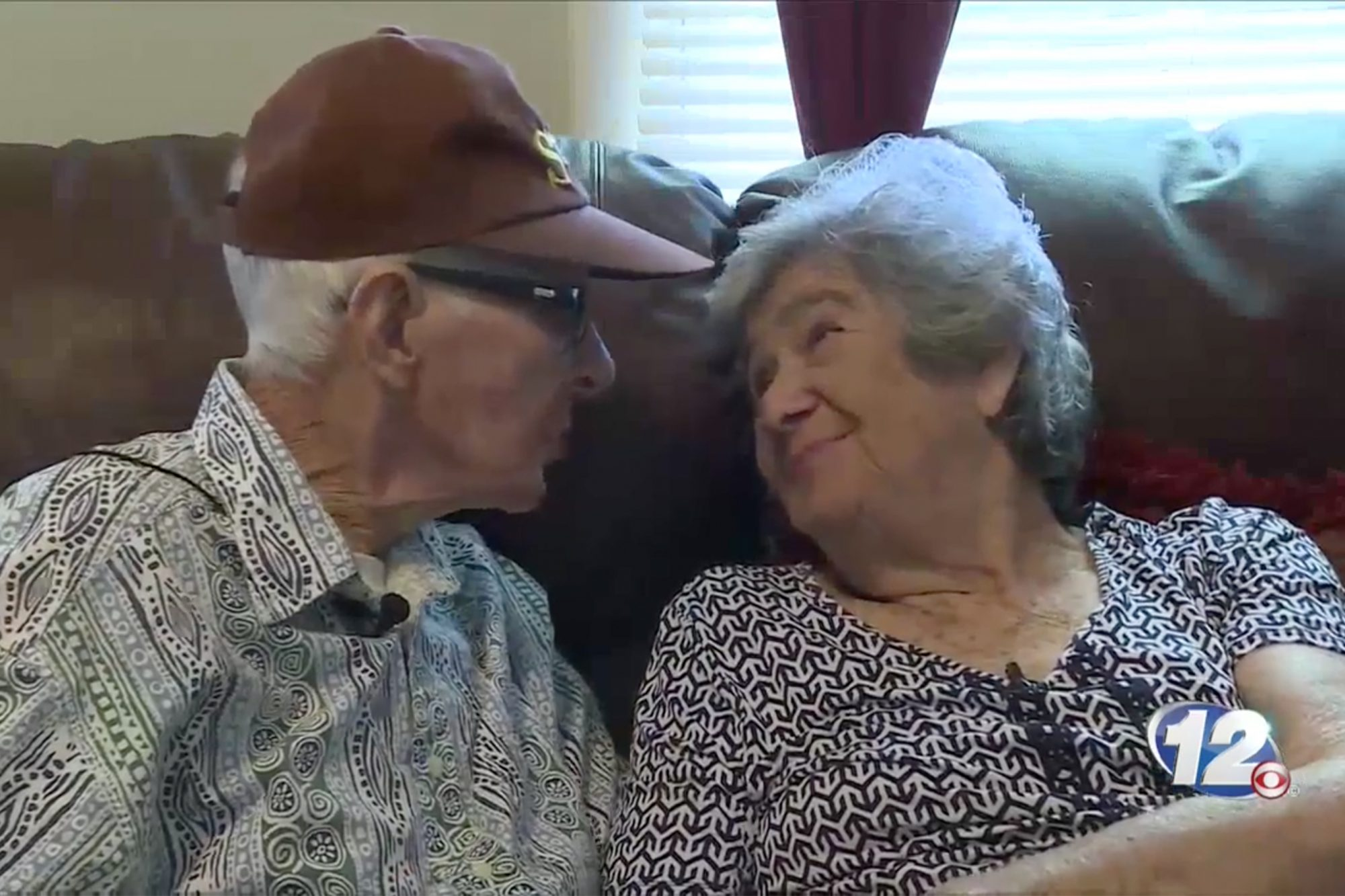 Herbert and Frances Delaigle died just hours apart