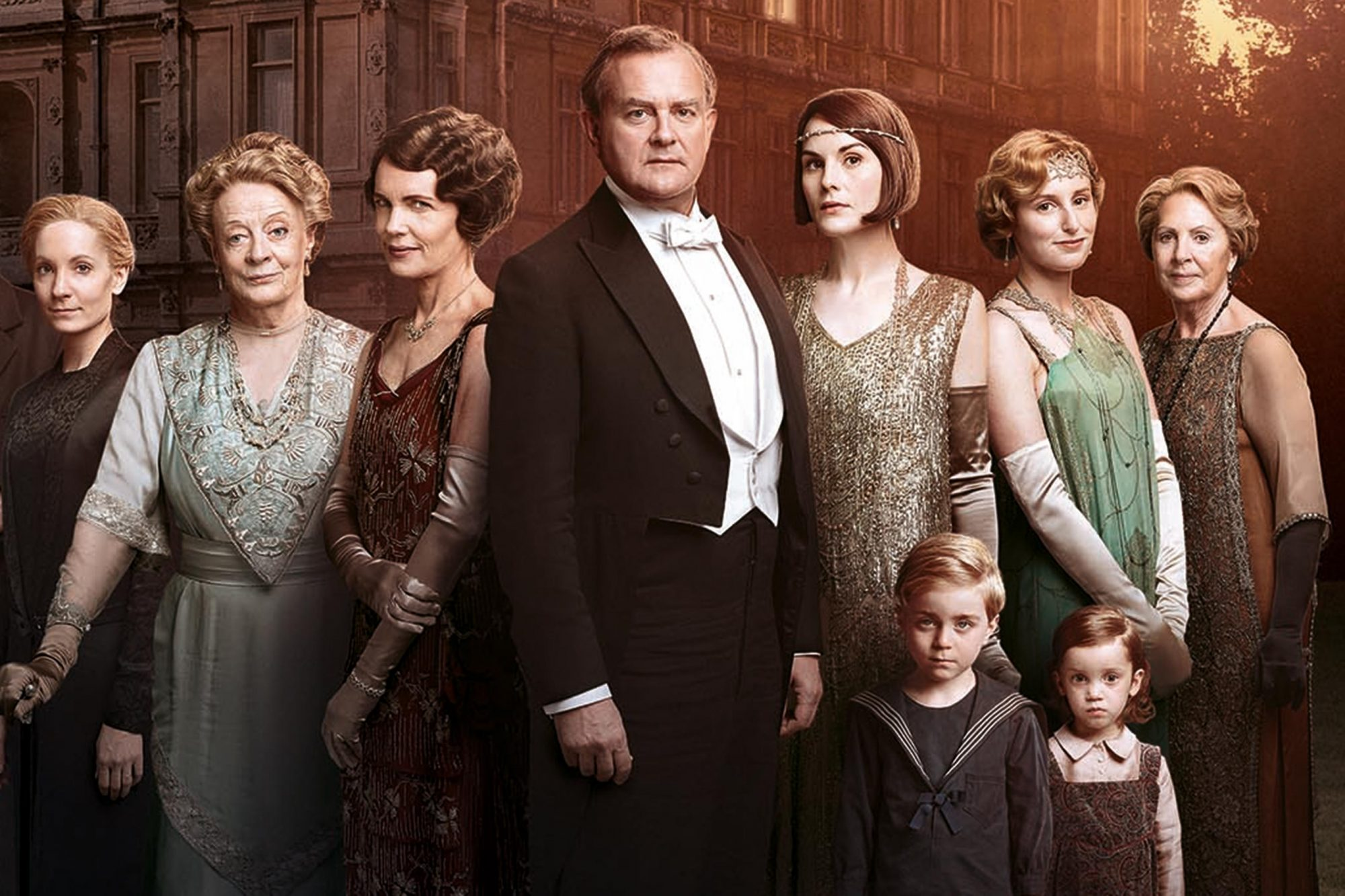 All of the photos from the 'Downton Abbey' movie so far