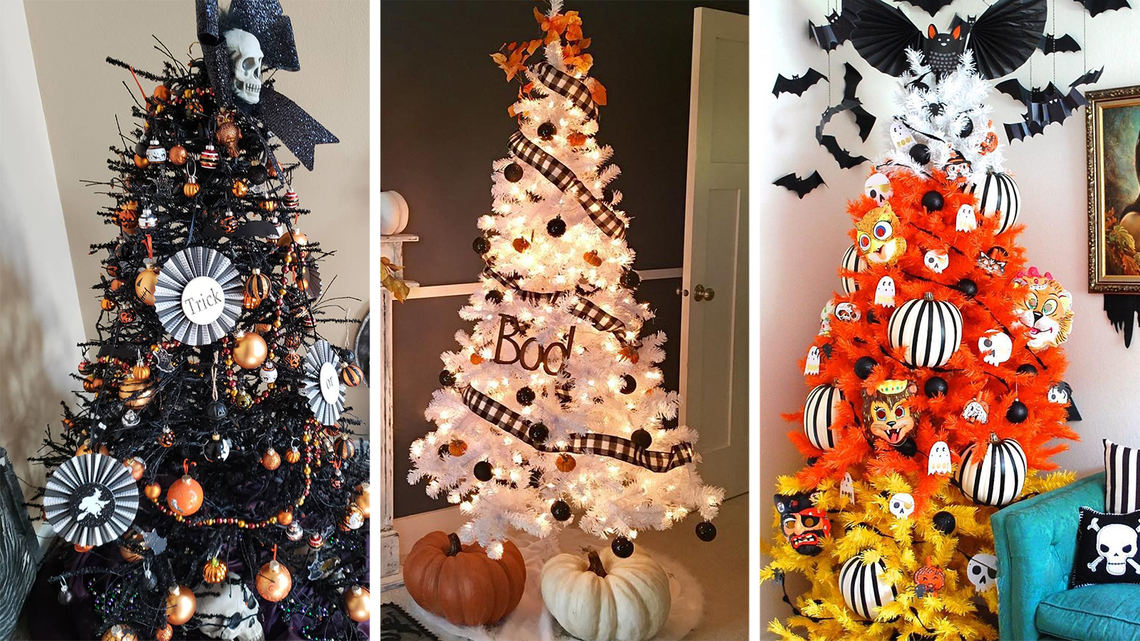 Halloween Trees Are a Real Thing, and People Are Already Putting Them Up