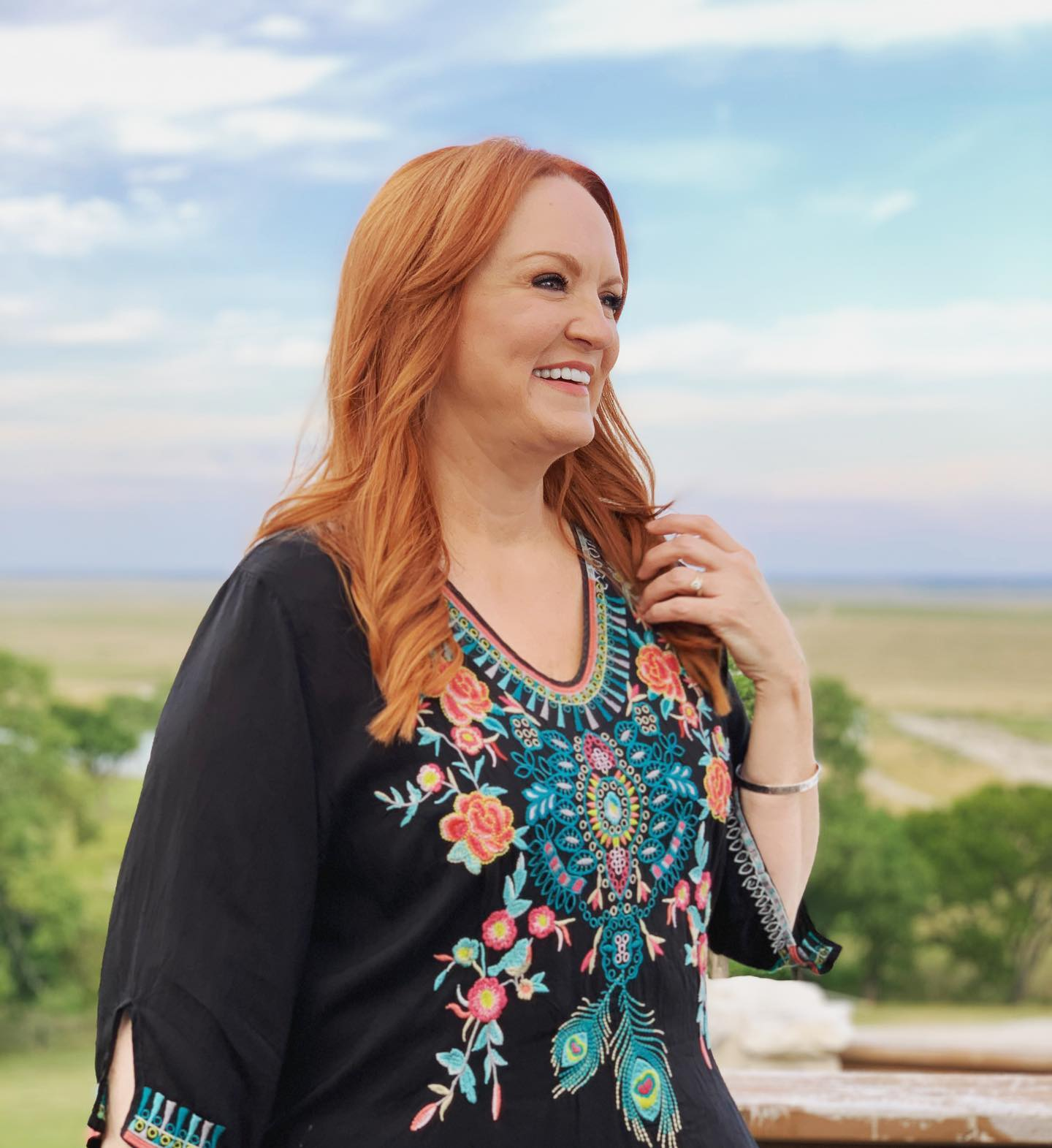 Ree Drummond Portrait