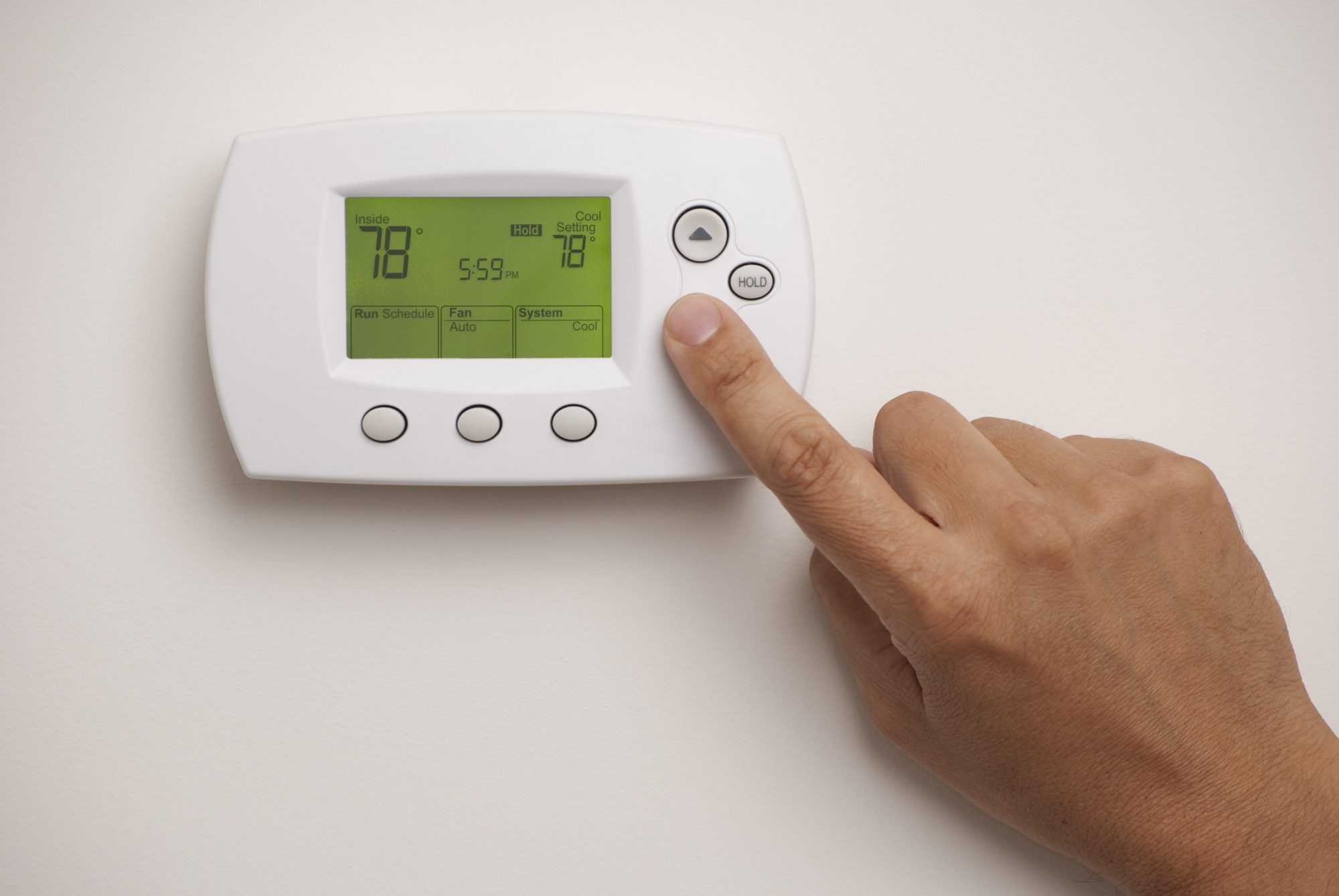 Southerners Are Not Having It With Thermostat Guidelines for 78 Degrees and Above