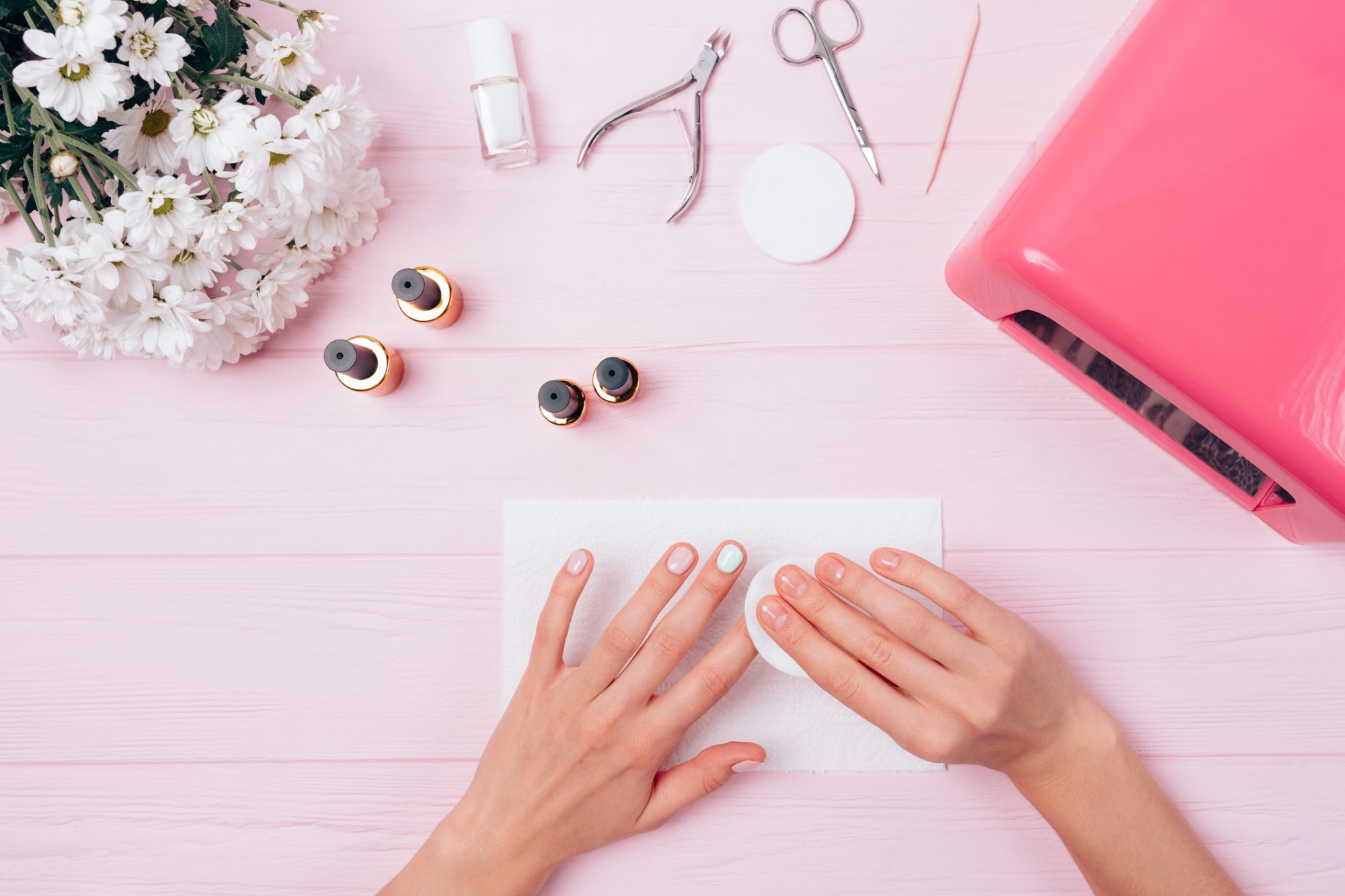 How To Remove Gel Nail Polish At Home—Without Ruining Your Nails