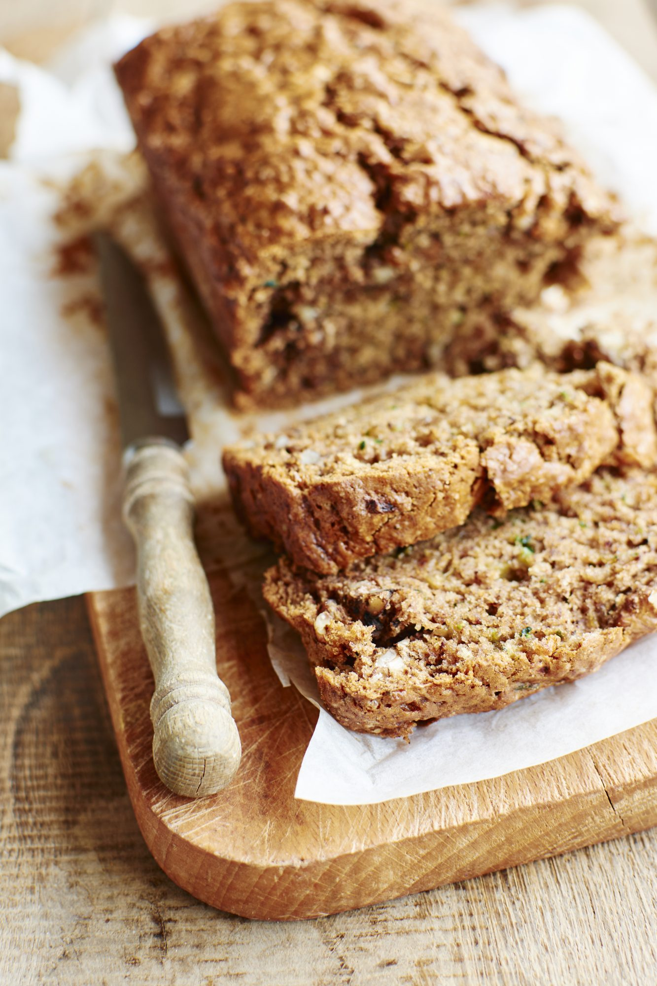 How to Make the Best Zucchini Bread
