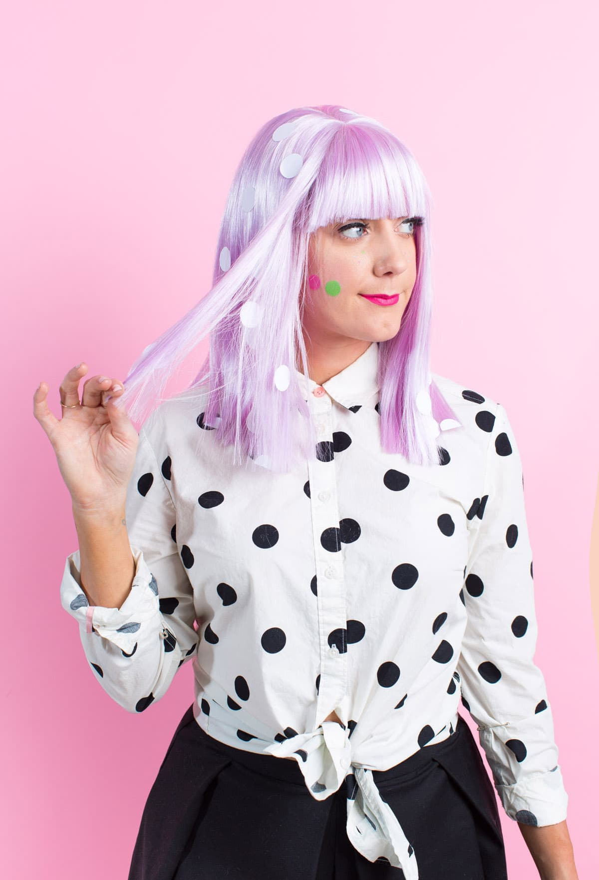 Dotted Dolly