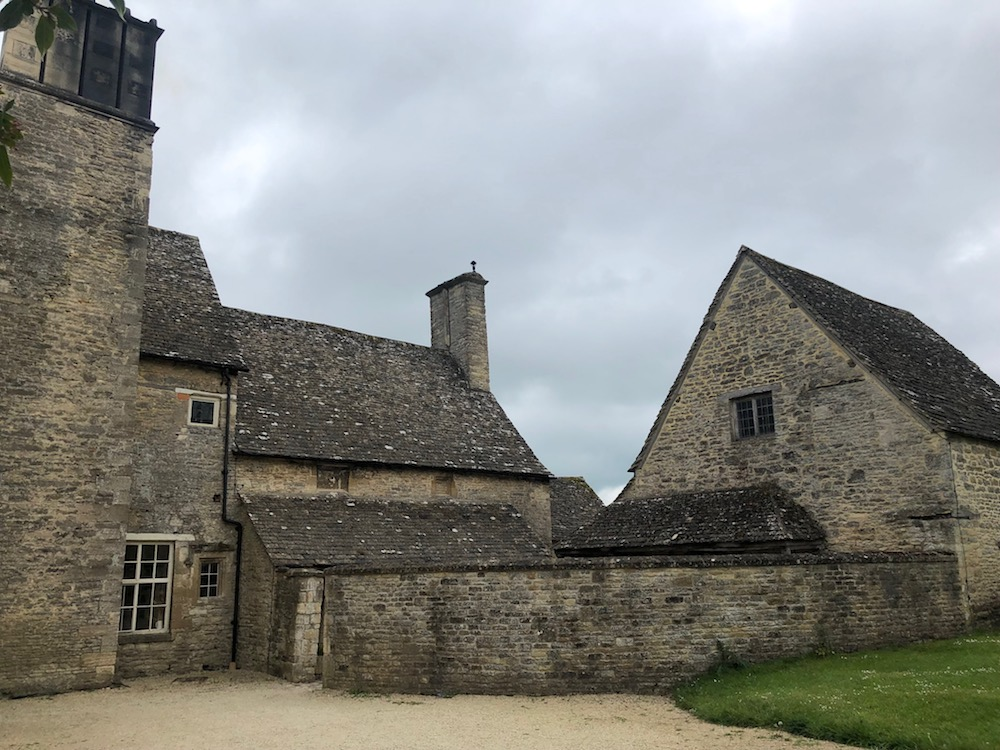 Cogges Manor Farm from 'Downton Abbey' and Lady Edith's Storyline