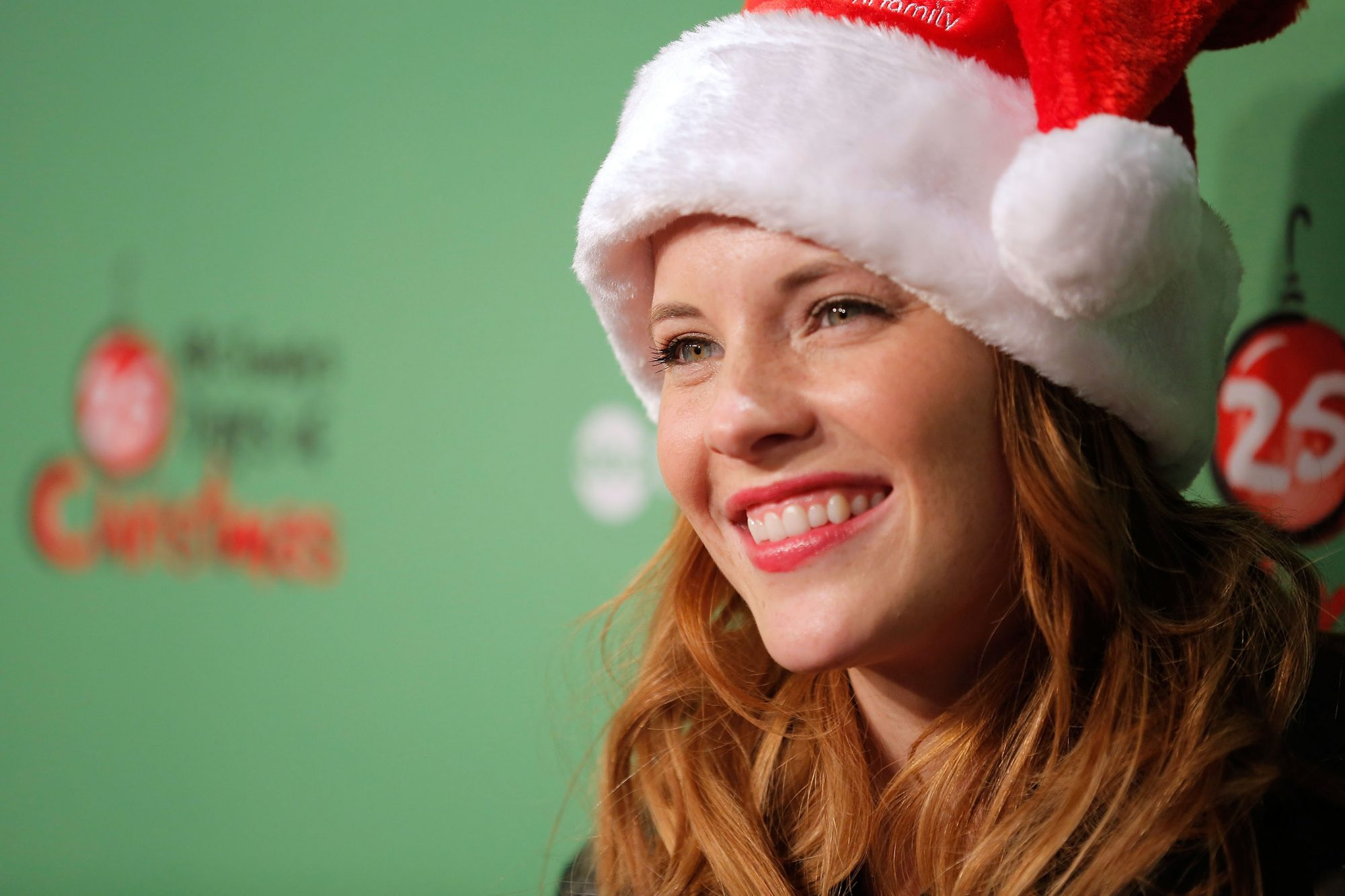 Here's when all 28 Lifetime Christmas movies will air
