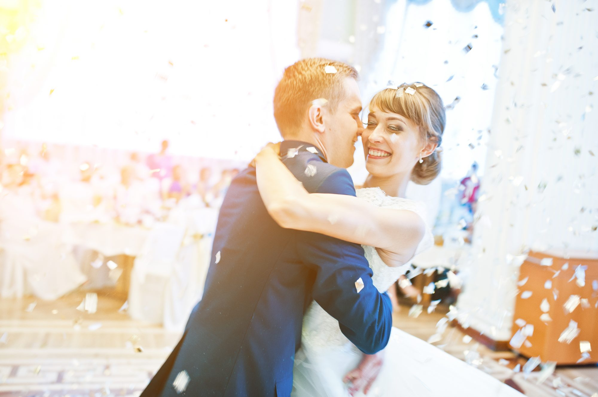 These Are the 15 Most Popular Wedding First Dance Songs