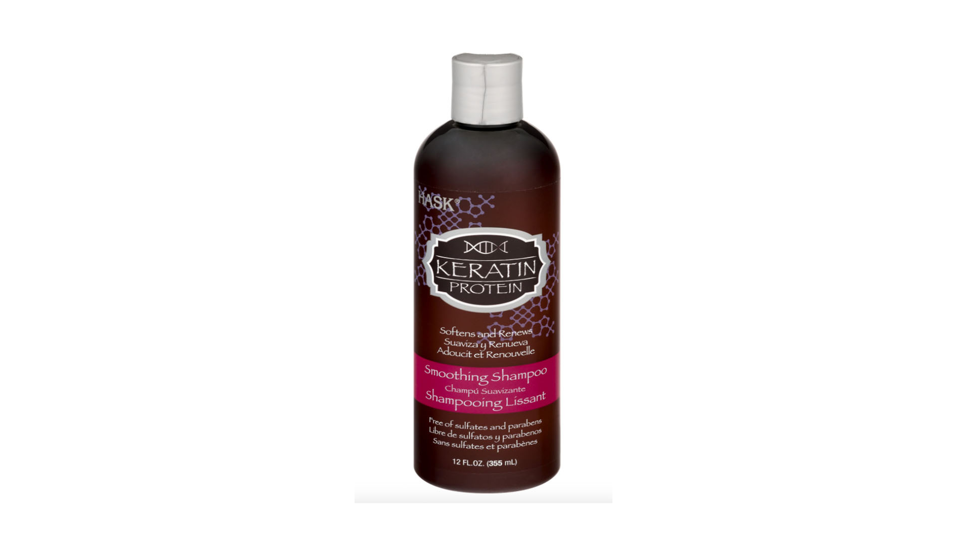 HASK Keratin Protein Softens & Renews Smoothing Shampoo