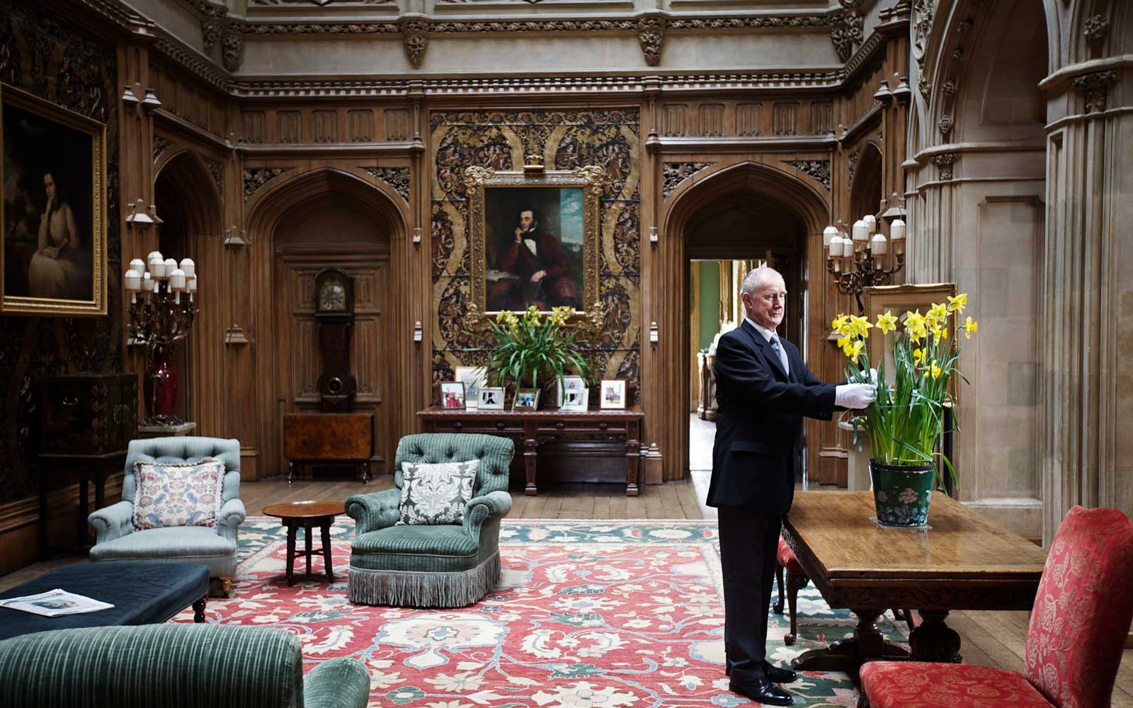 Life at Highclere Castle