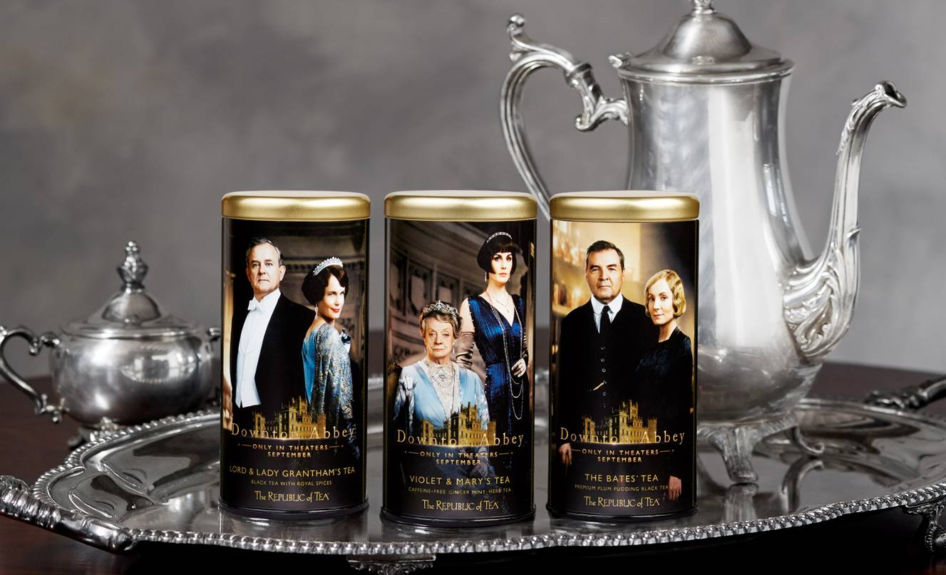 Downton Abbey Movie Teas Are Here and Our Mugs Are Ready
