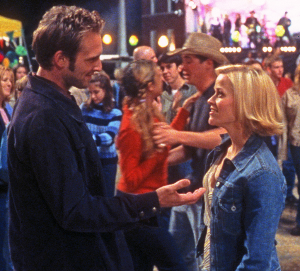 Josh Lucas and Reese Witherspoon