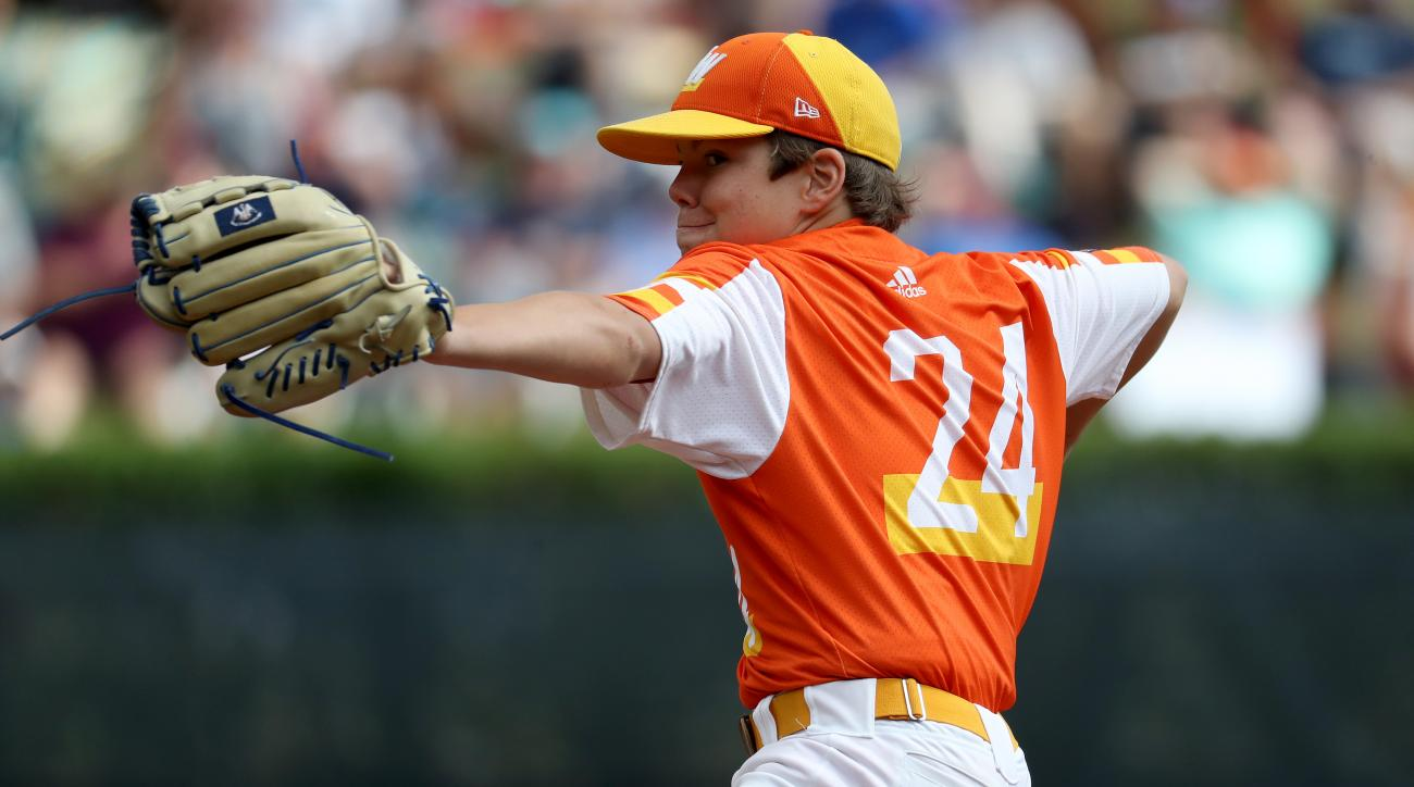 Louisiana Wins First Little League Title, Beating Curacao 8-0
