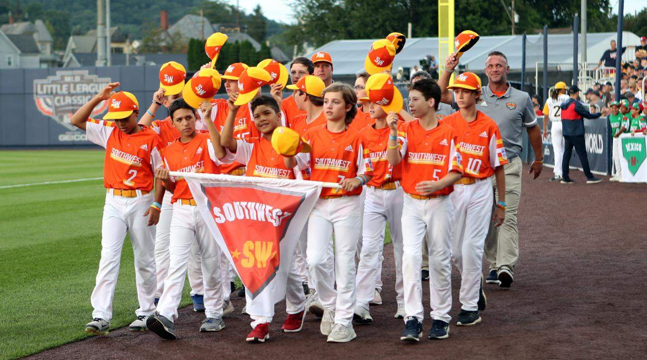Louisiana Advances to Little League Final, Halts Hawaii's Title Defense