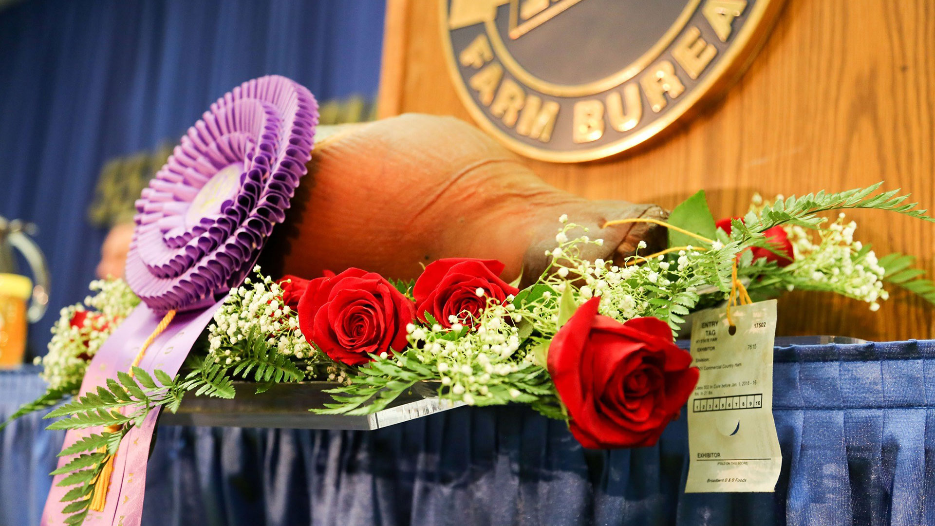 Kentucky Grand Champion Country Ham Auction