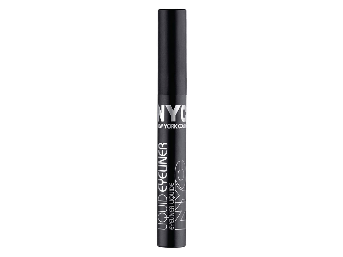 New York Color Liquid Eyeliner, Pack of 2
