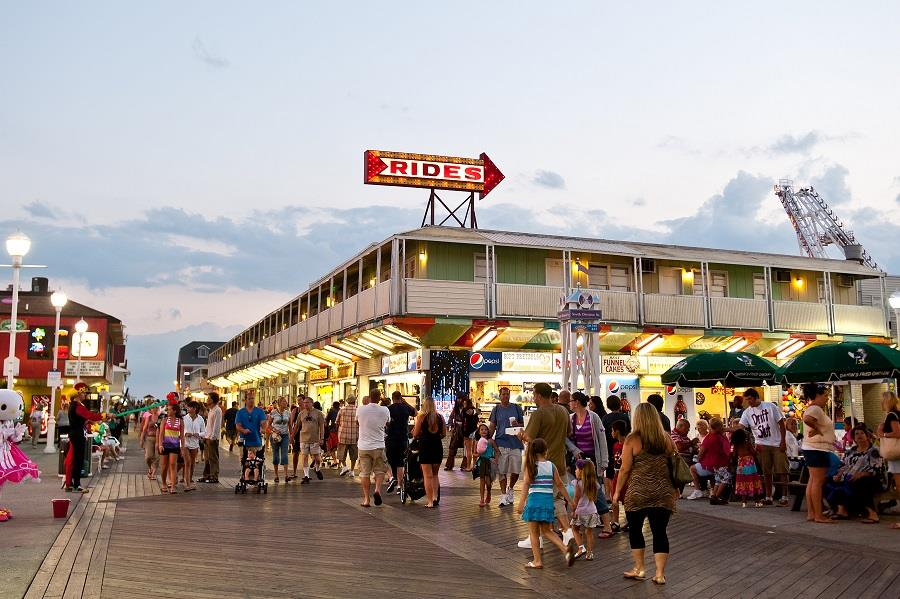 Best Southern Labor Day Getaways Ocean City, Maryland