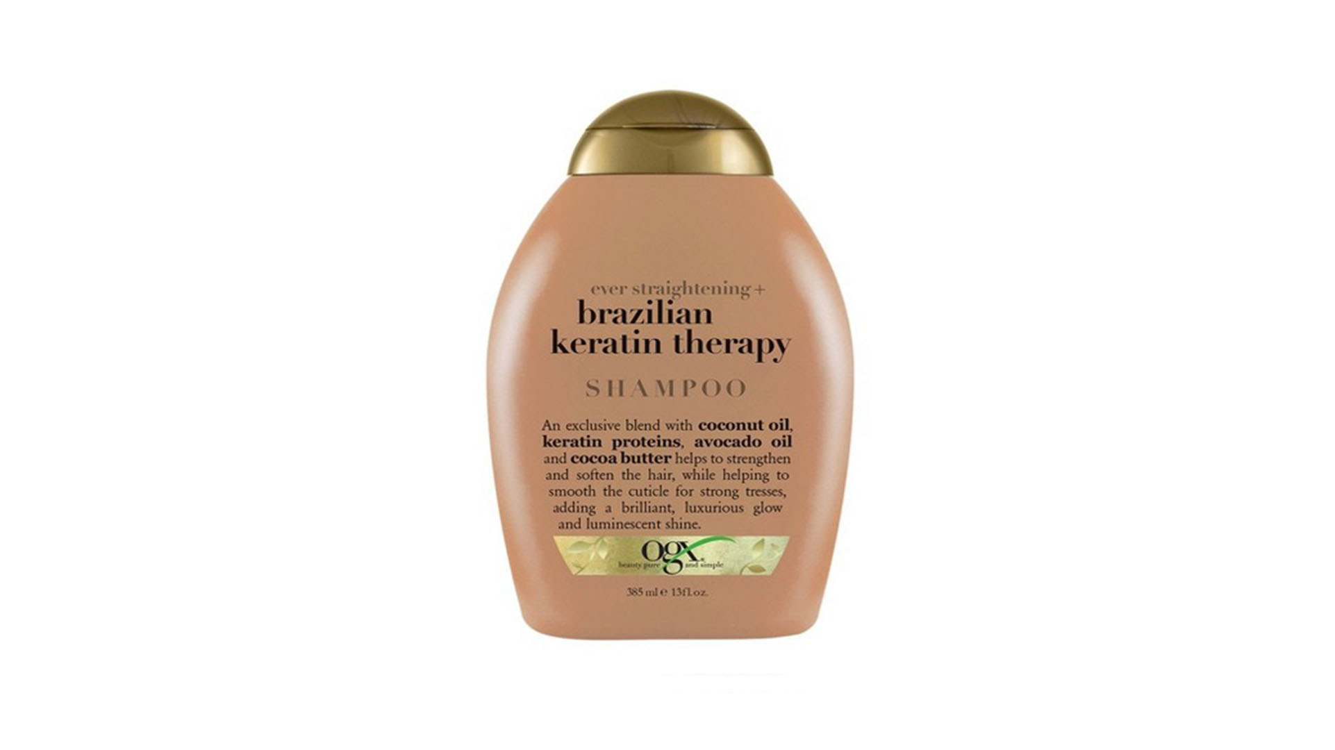 OGX Ever Straightening Plus Brazillian Keratin Therapy Shampoo