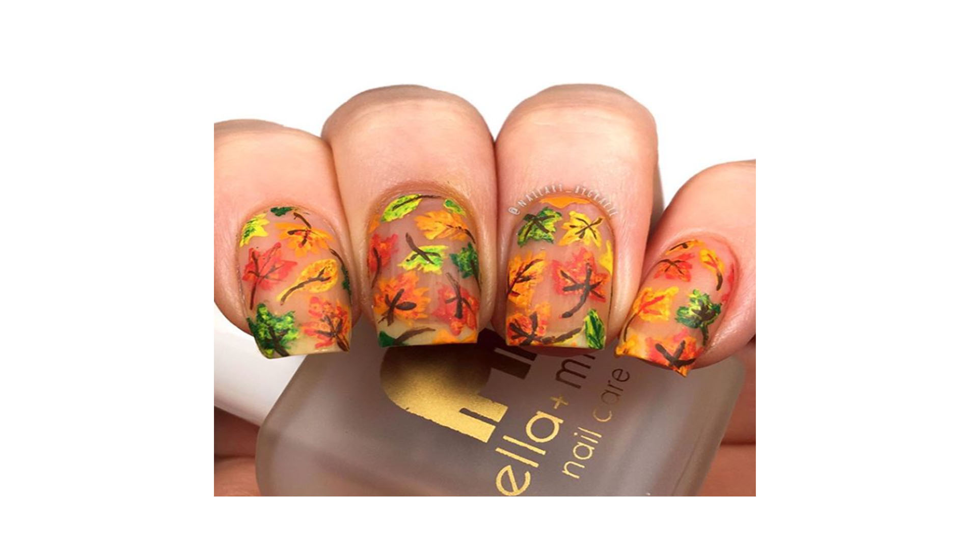RX_1908_Thanskgiving Nails_Trendy Leaves