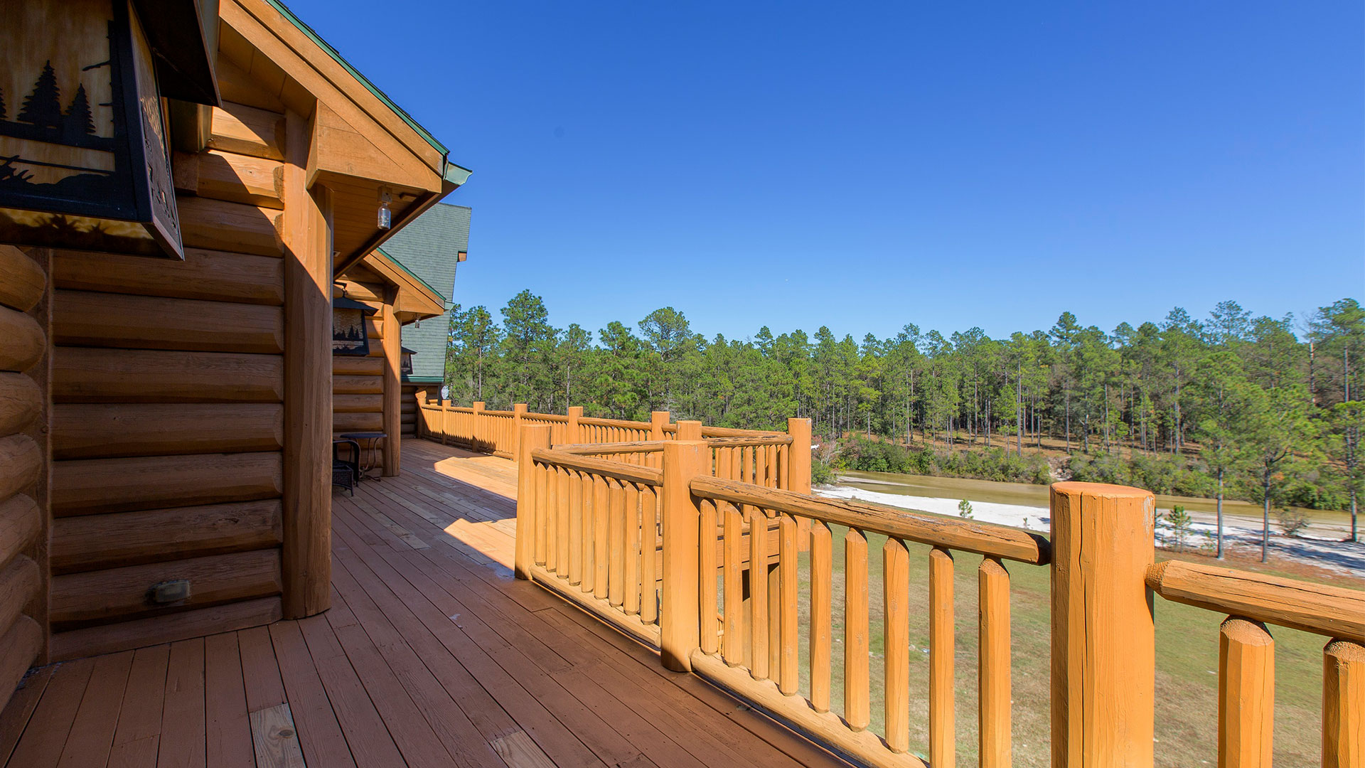 Timber Creek Lodge Florida Porches