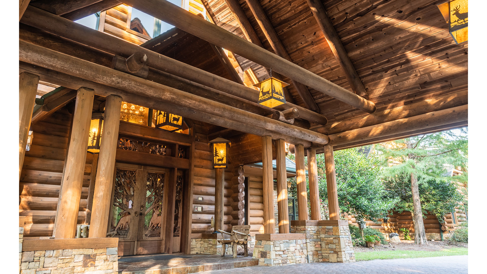 Timber Creek Lodge Florida Entrance