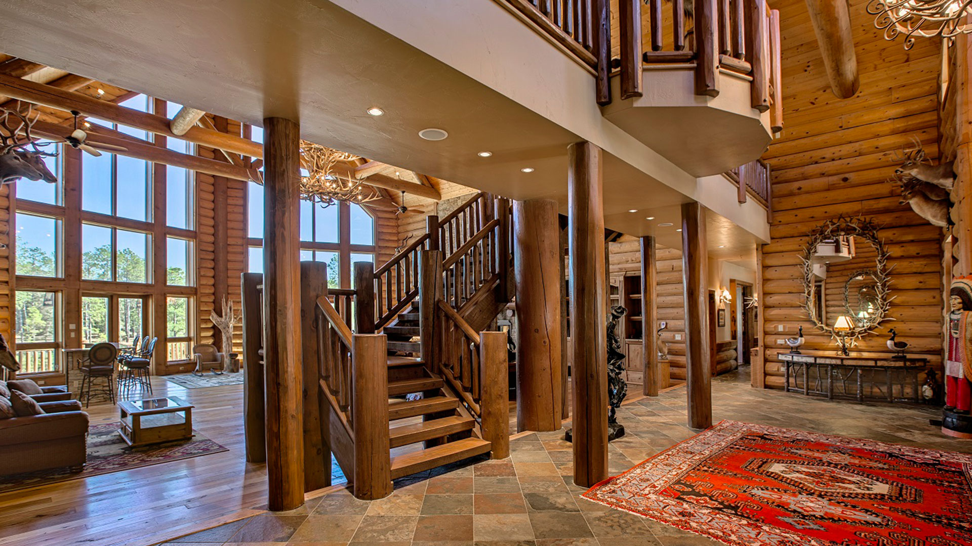 Timber Creek Lodge Florida Foyer