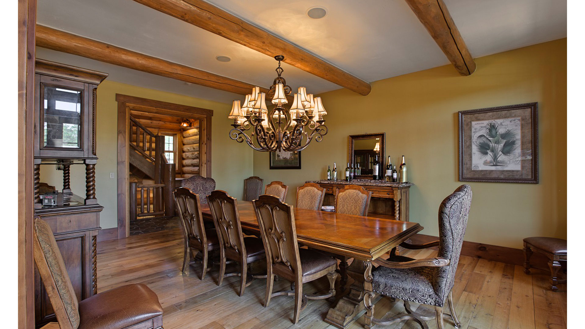 Timber Creek Lodge Florida Dining Room