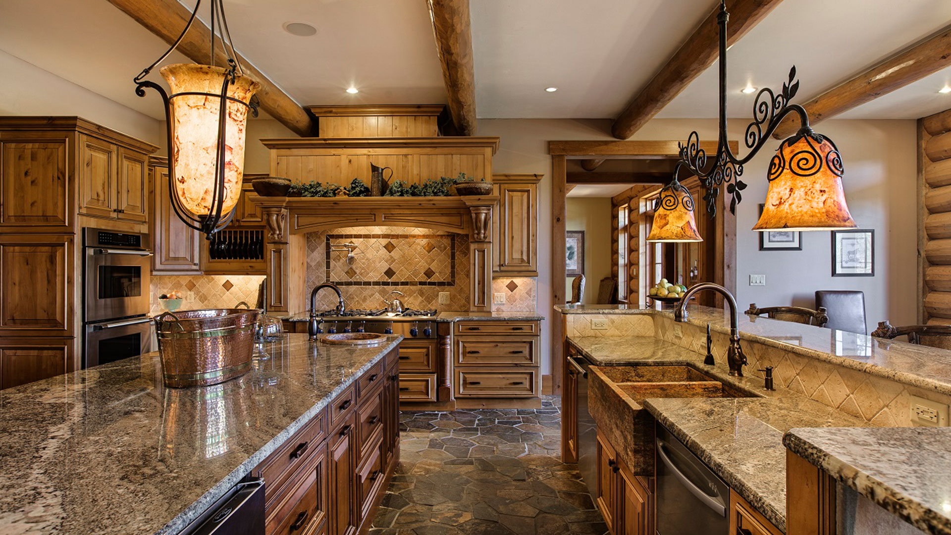 Timber Creek Lodge Florida Kitchen
