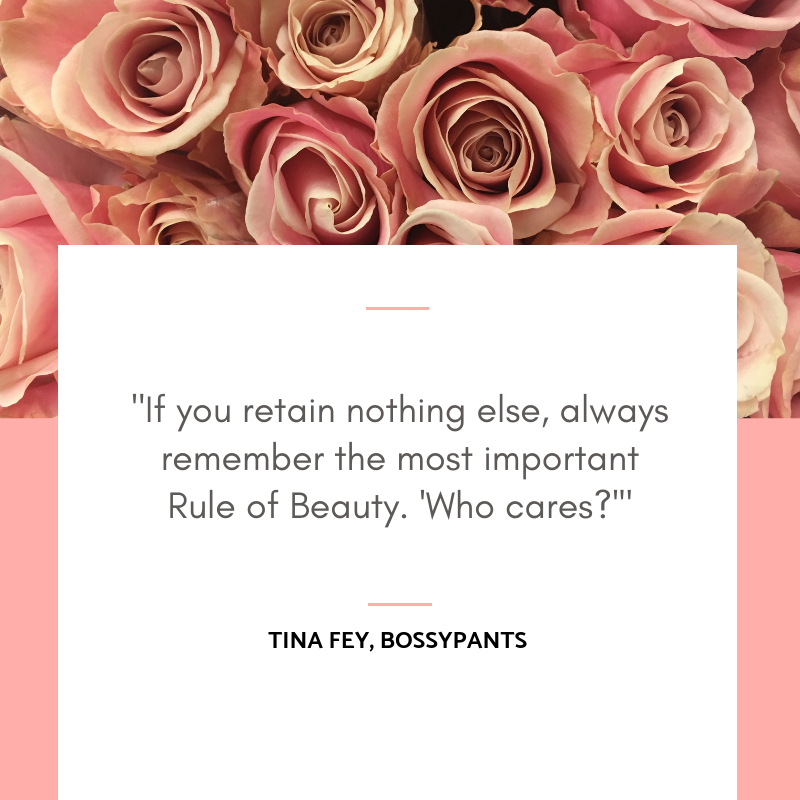 Beauty Quotes_Tina Fey