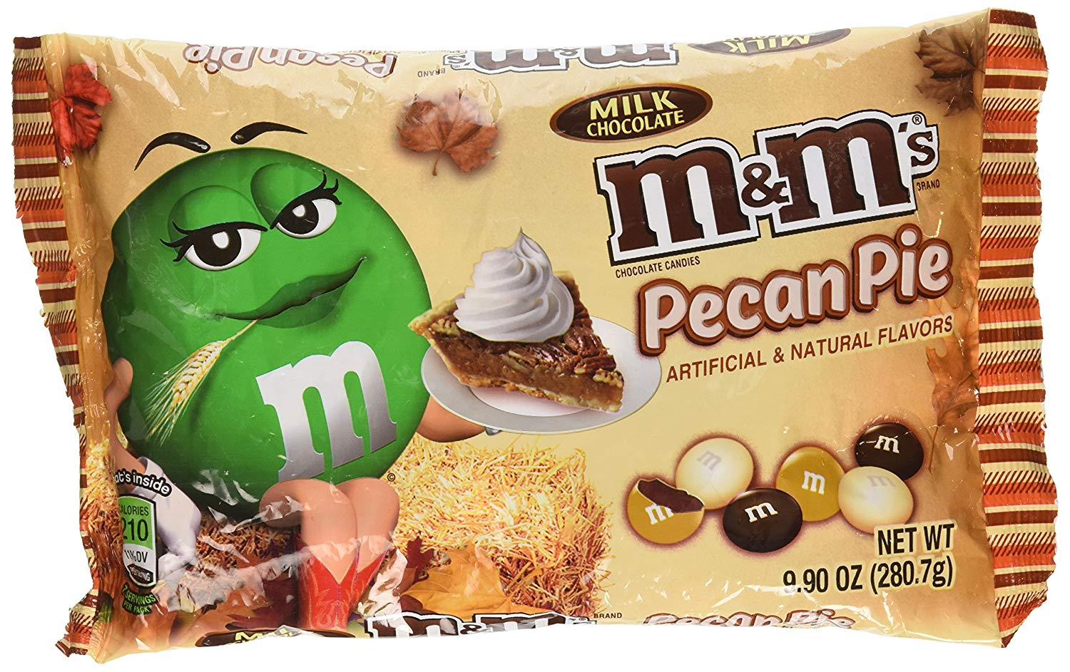 Hey Southerners, Pecan Pie M&M's Are Back for a Limited Time This Fall