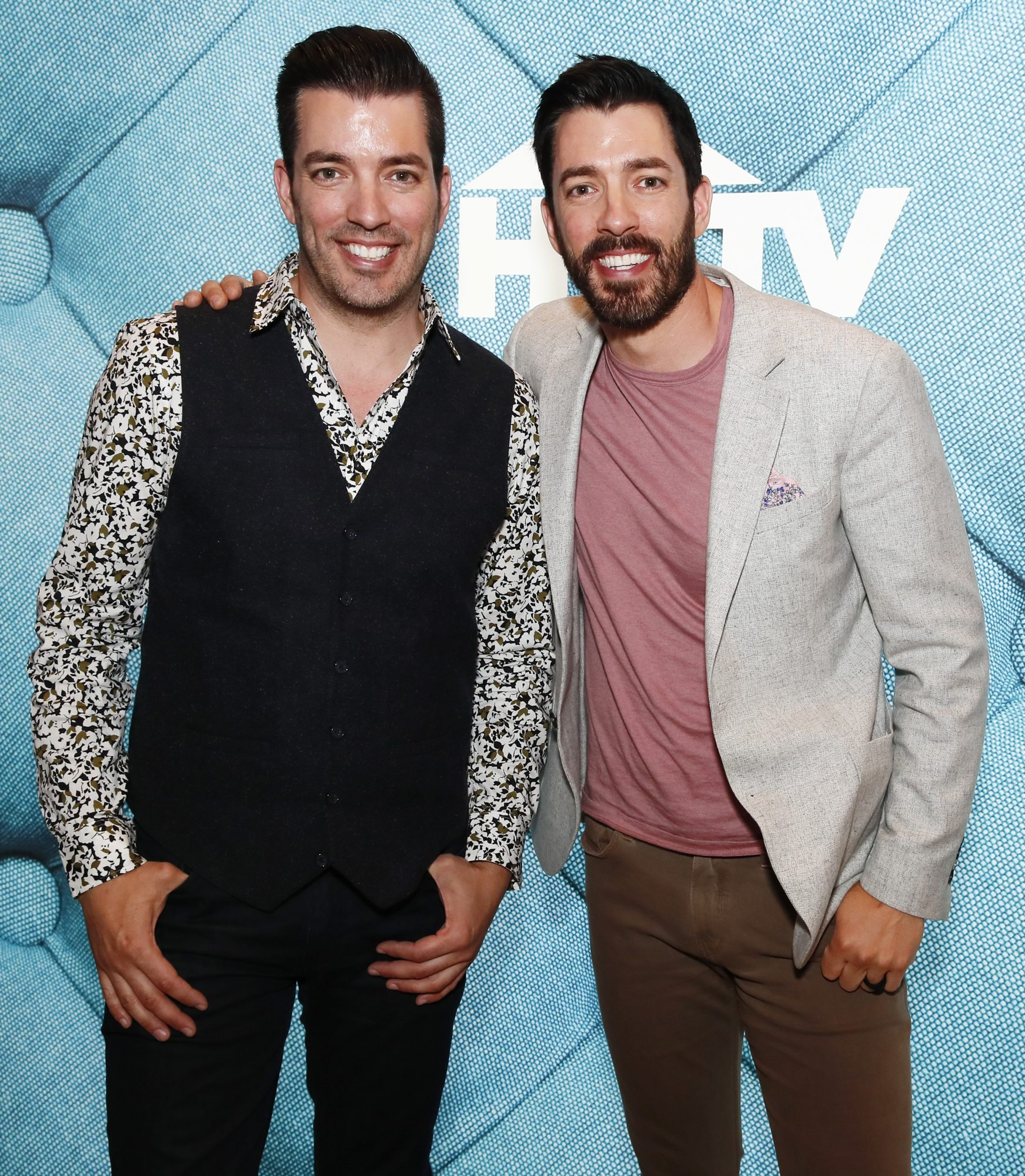 WATCH: Drew and Jonathan Scott Reveal the Best Pet-Friendly Flooring