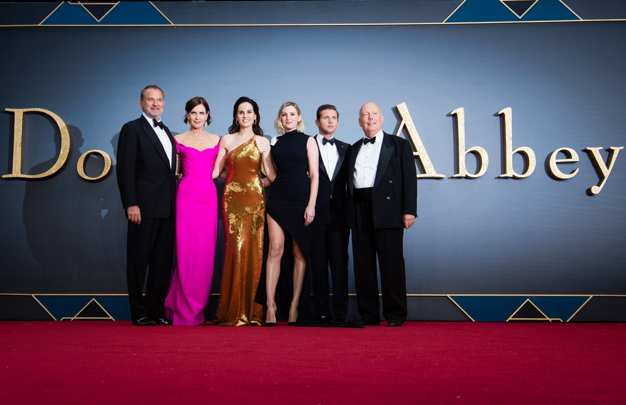 Downton Abbey Red Carpet Premiere