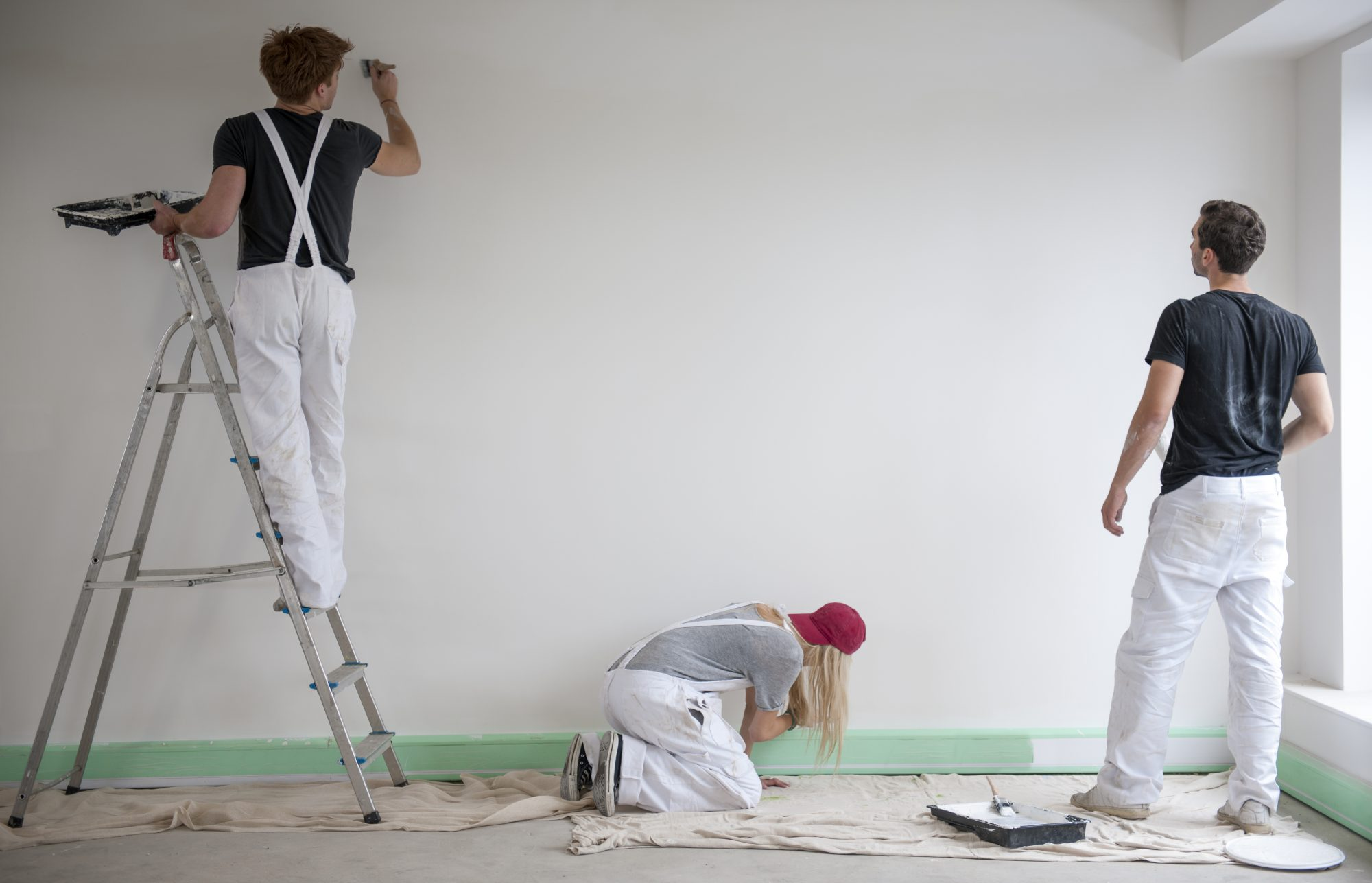 Hiring Professional House Painters? Always Ask This Question About Your Cost Estimate