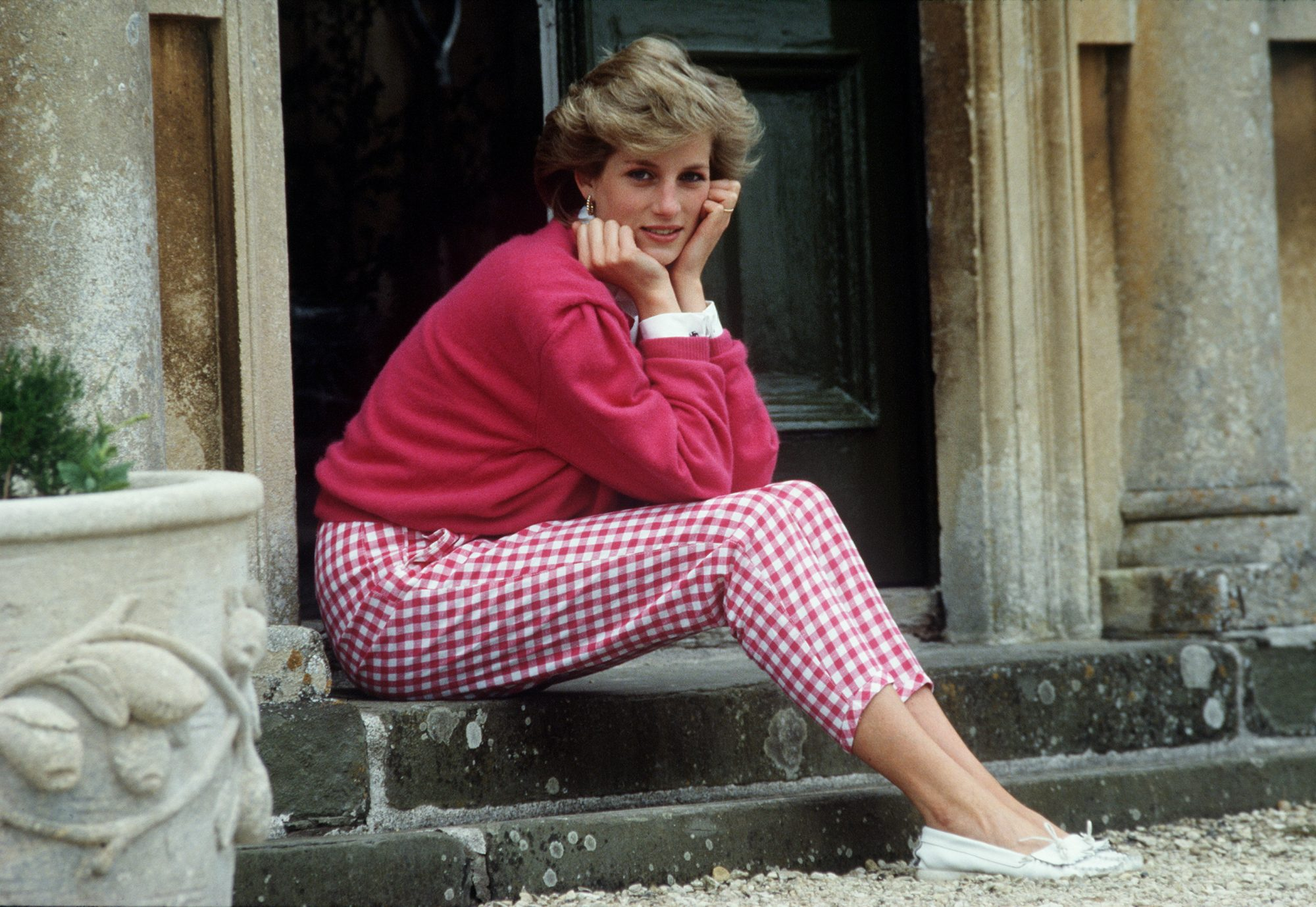 Princess Diana Portrait