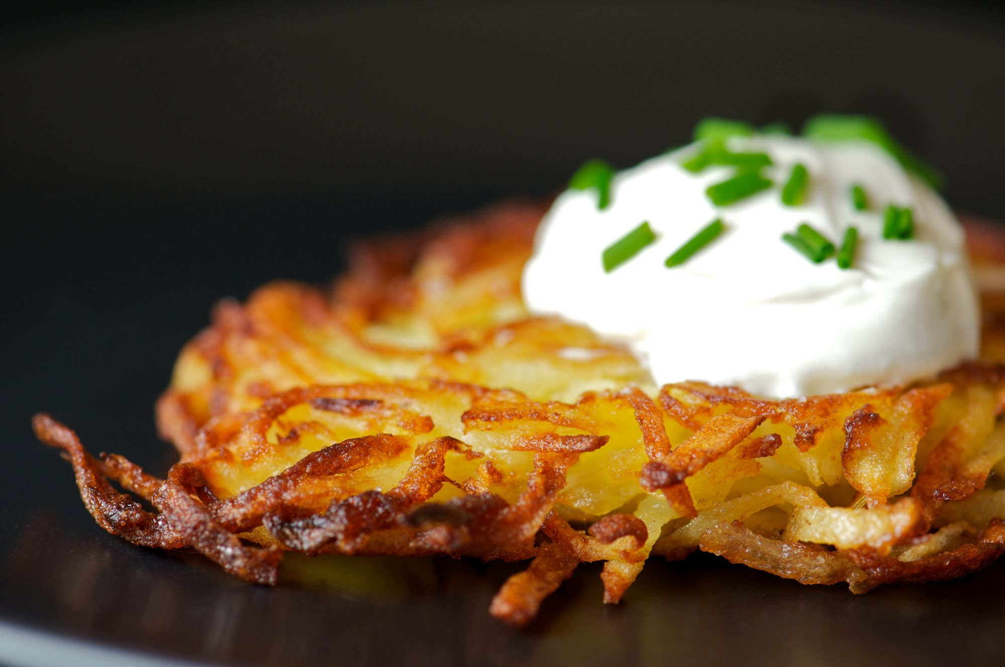 This Is How You Make The Crispiest Hash Browns