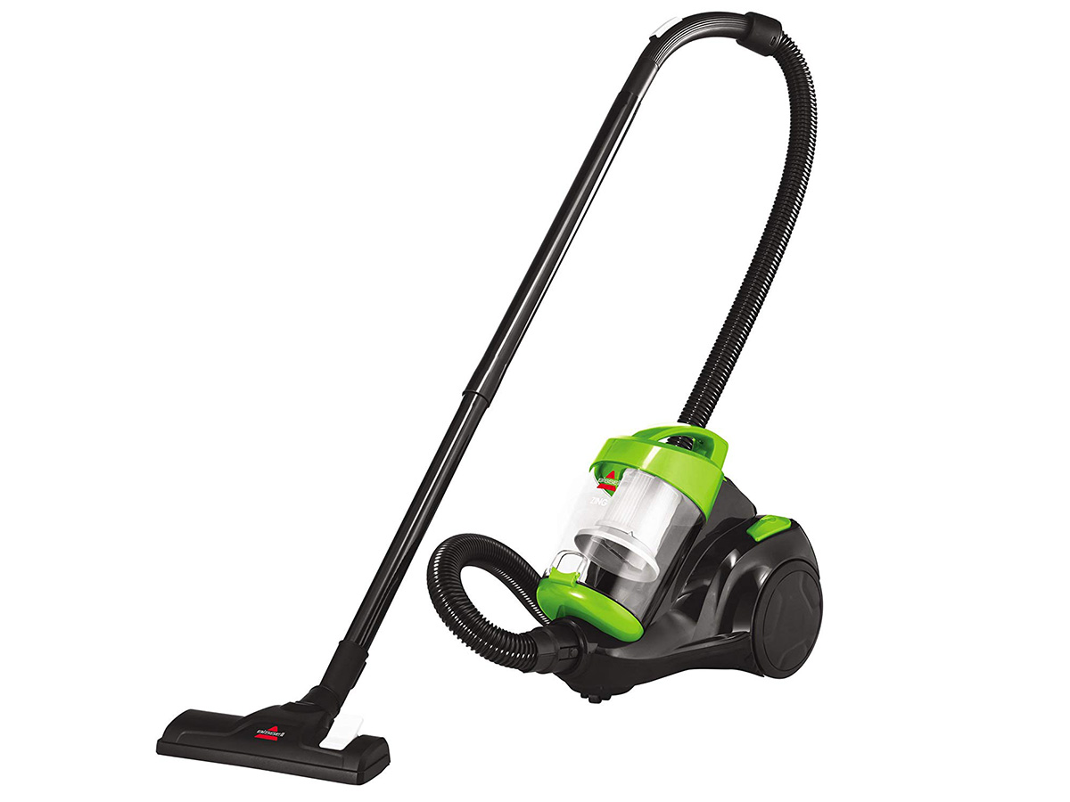 Bissell Zing Canister, 2156A Bagless Vacuum