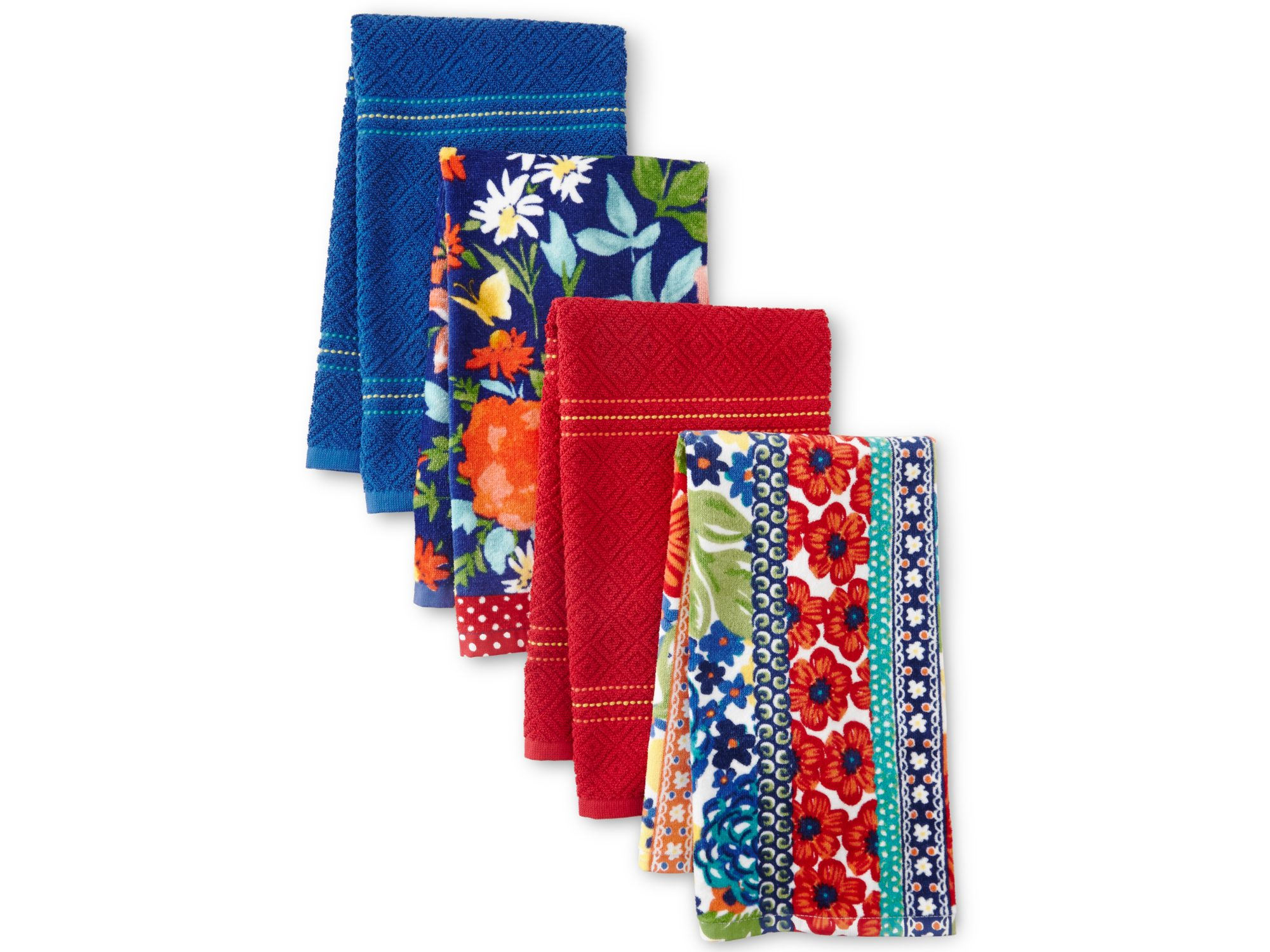 The Pioneer Woman Fiona Kitchen Towels