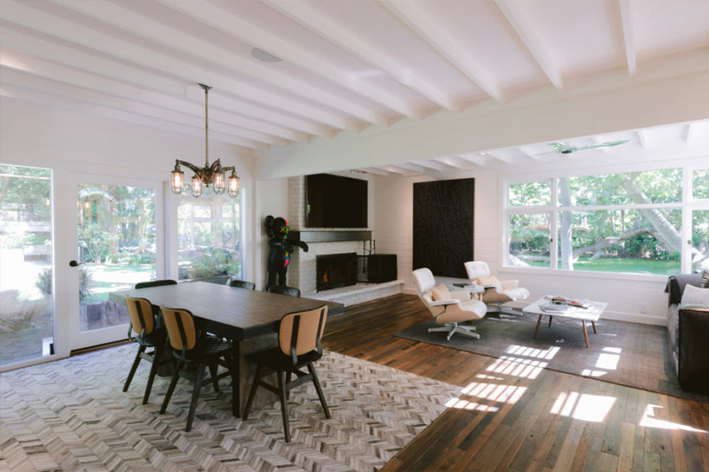 Reese Witherspoon Malibu Farmhouse Living