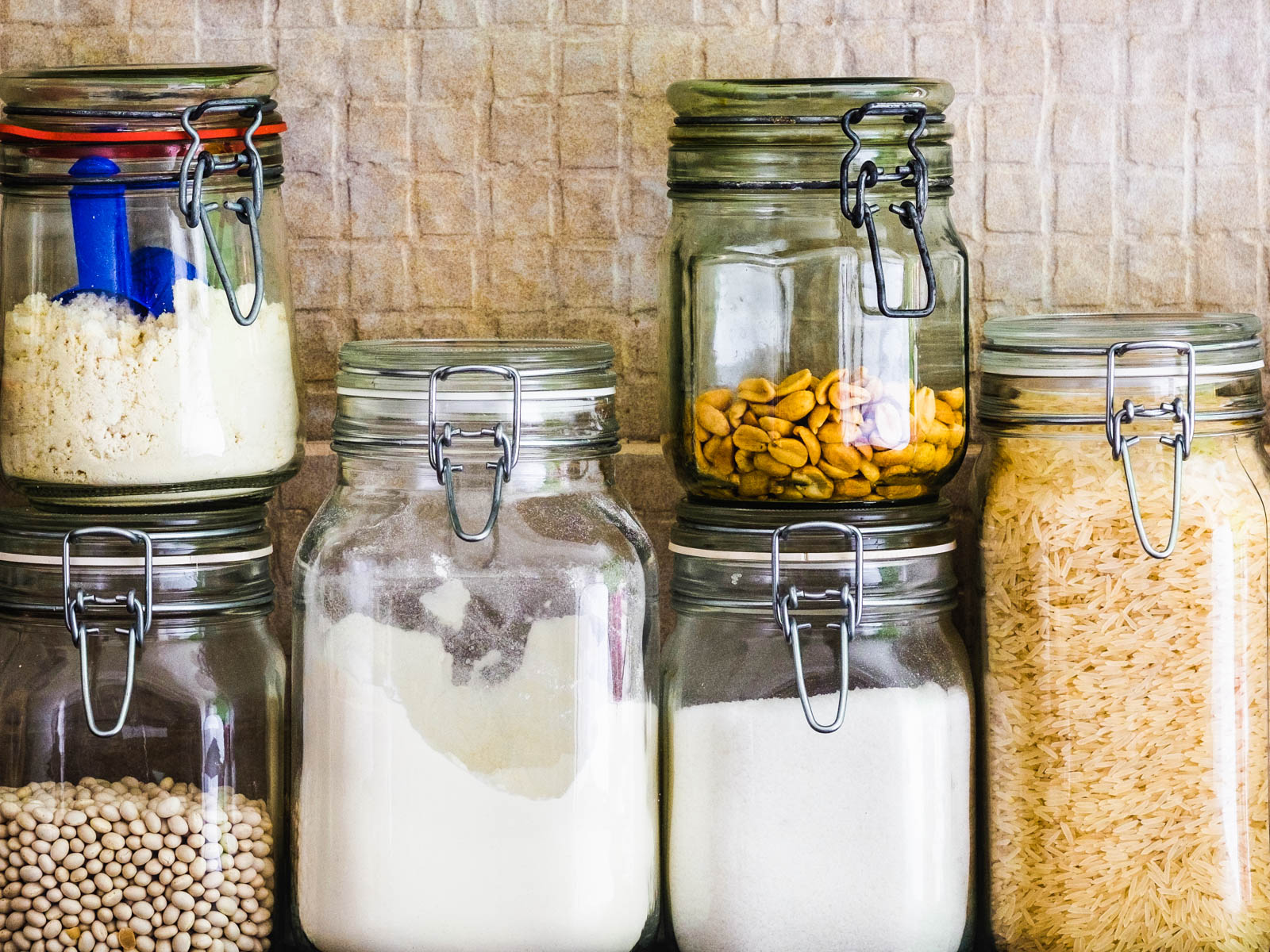 Chefs Refrigerate Grains and Flours