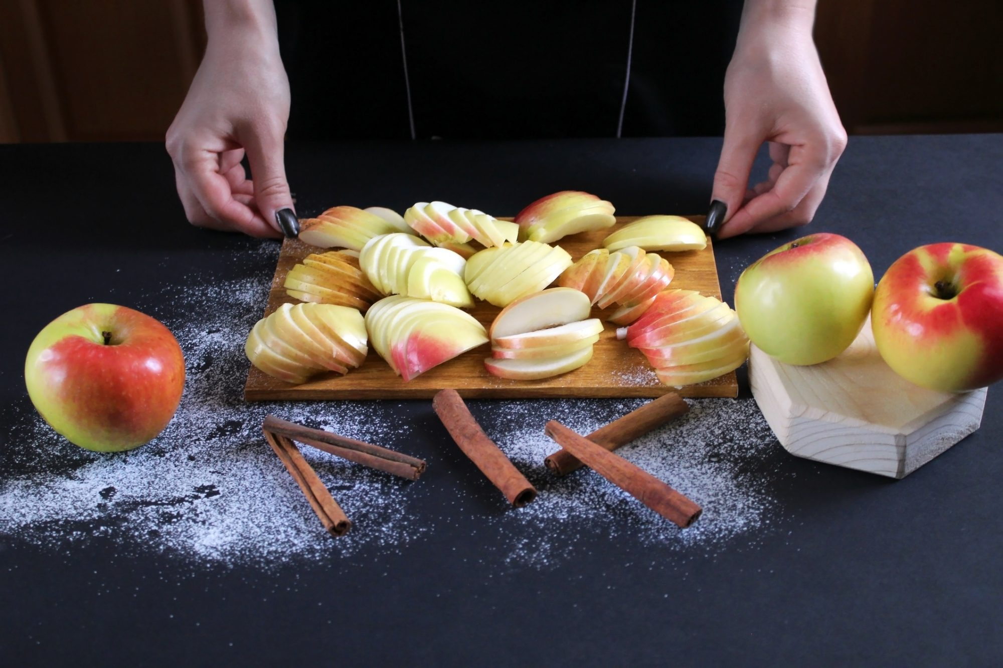 The Very Best Way to Freeze Apples